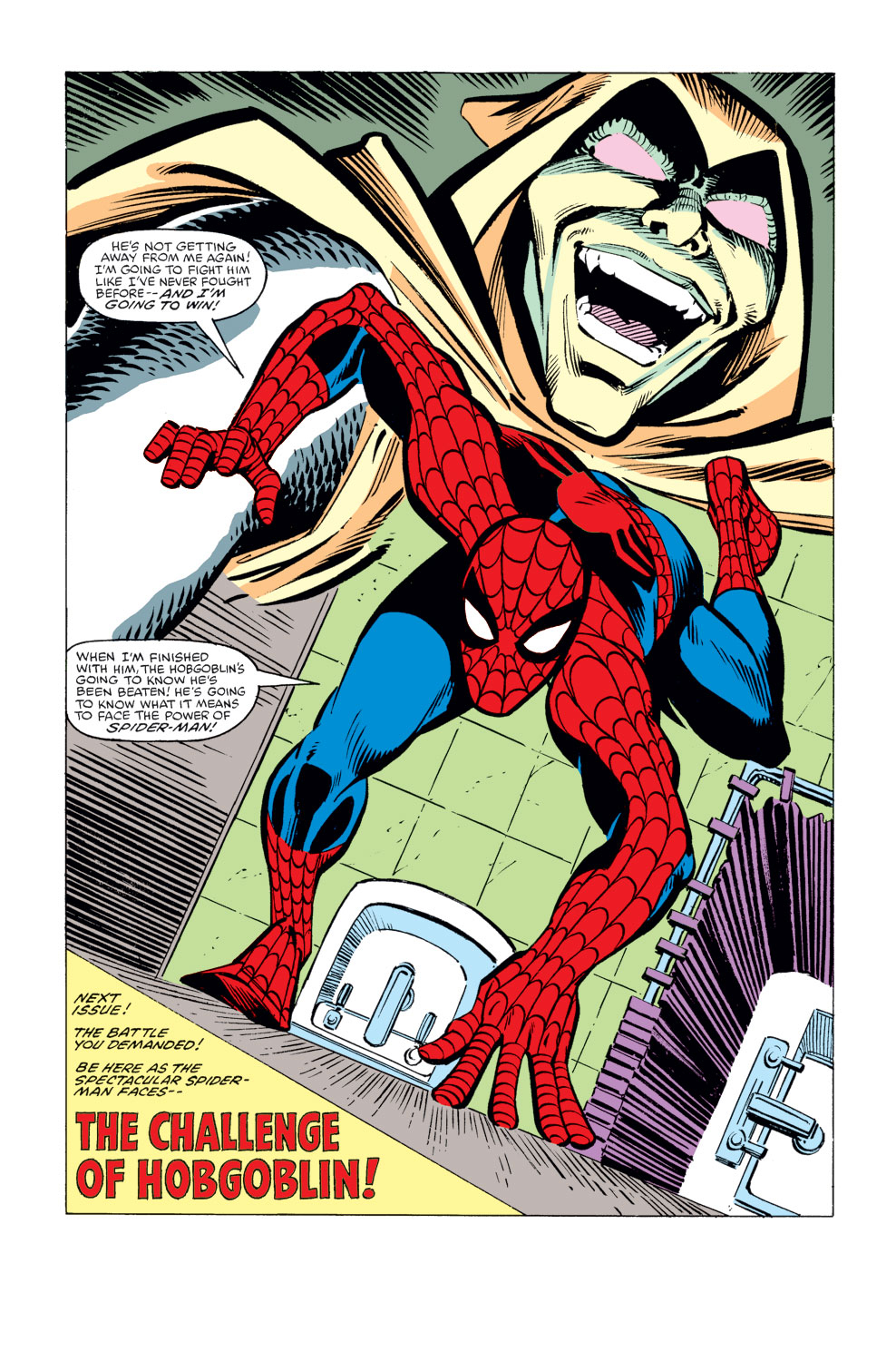 The Amazing Spider-Man (1963) 259 Page 22