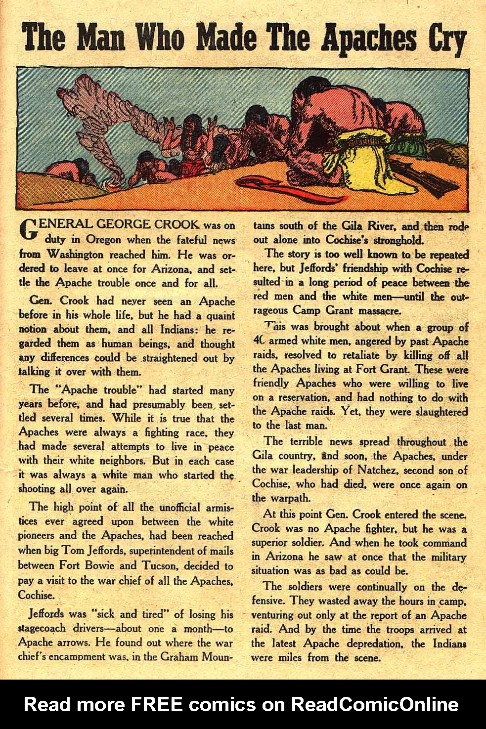 Read online All-Star Western (1951) comic -  Issue #70 - 25