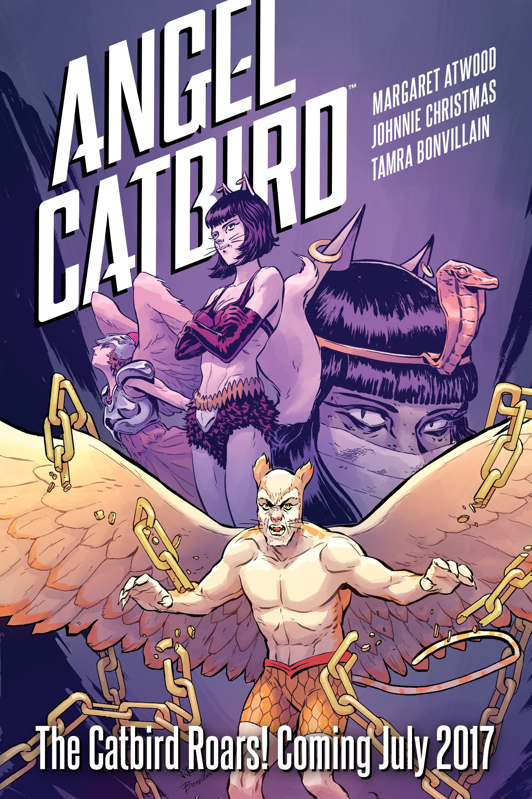 Read online Angel Catbird comic -  Issue # TPB 2 - 81