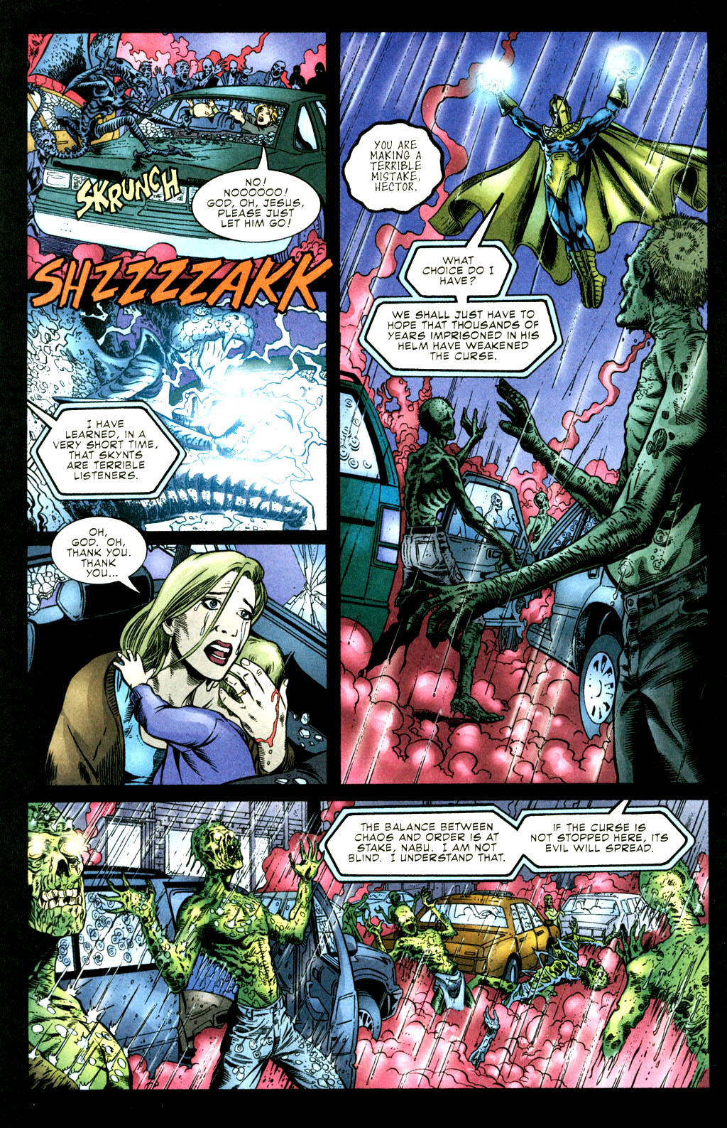 Read online Doctor Fate (2003) comic -  Issue #3 - 14