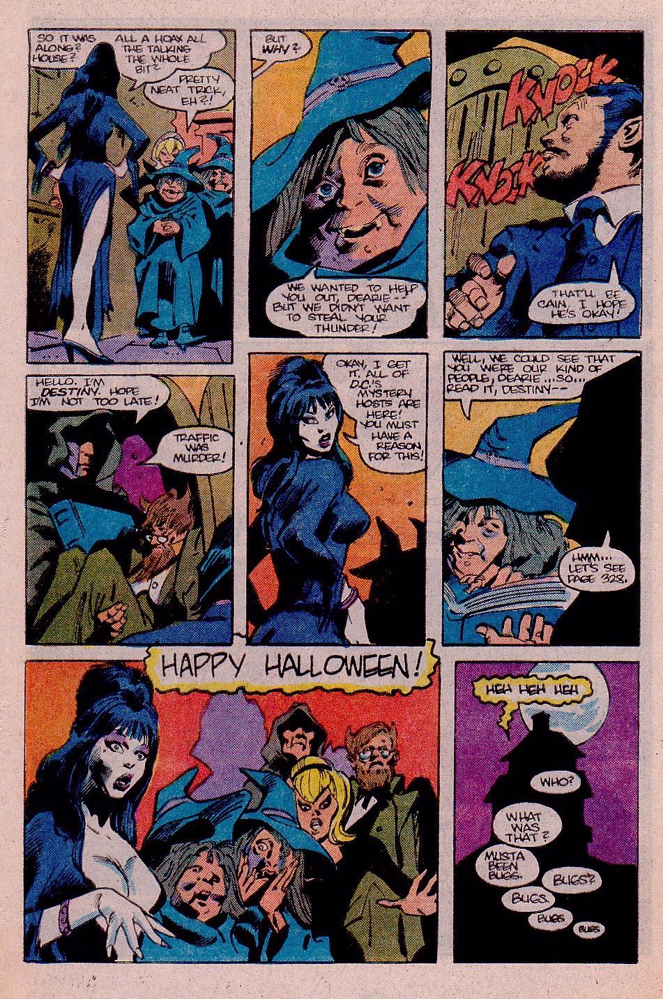 Elvira's House of Mystery Issue #11 #12 - English 37