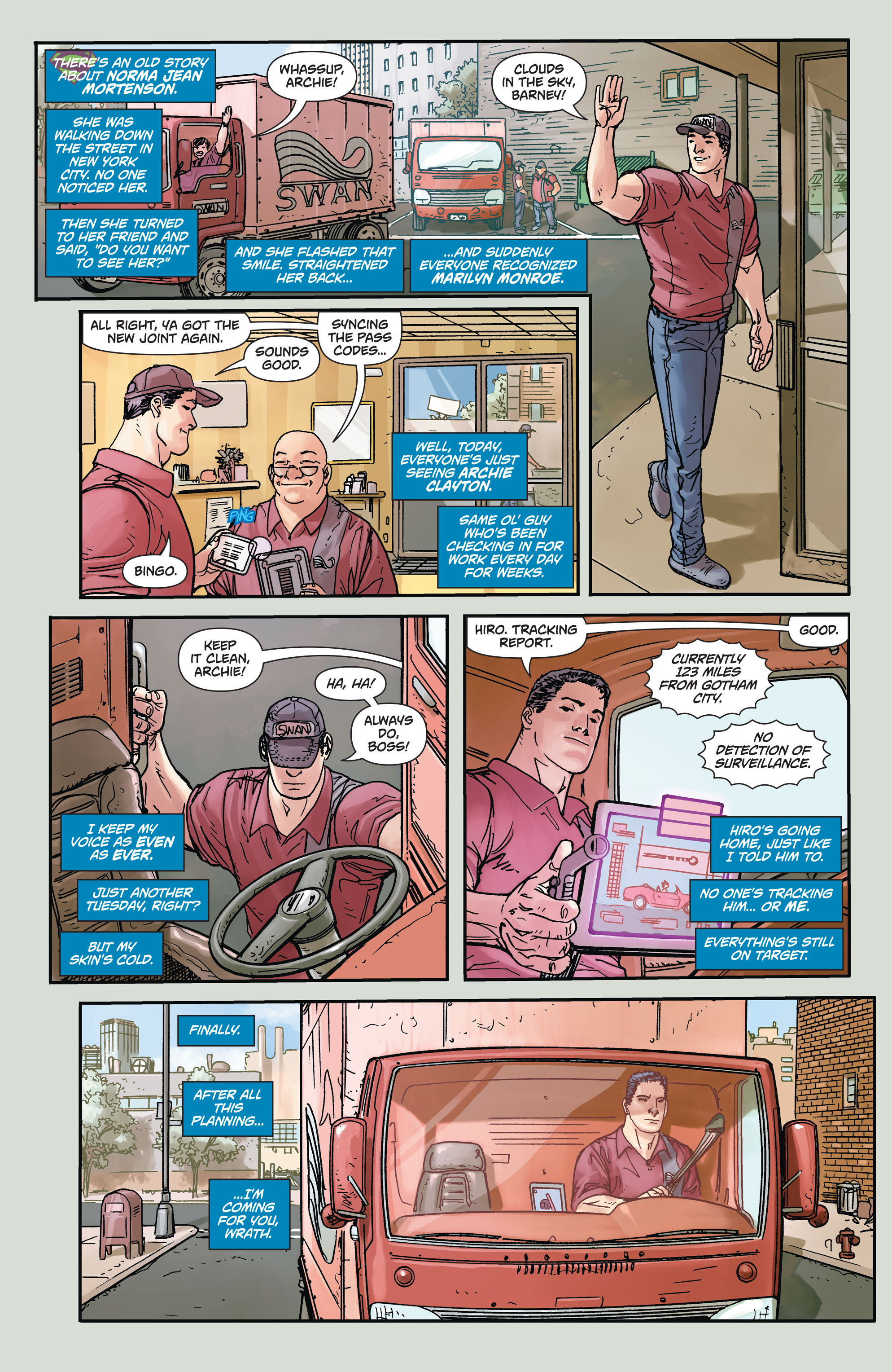 Read online Action Comics (2011) comic -  Issue #45 - 16