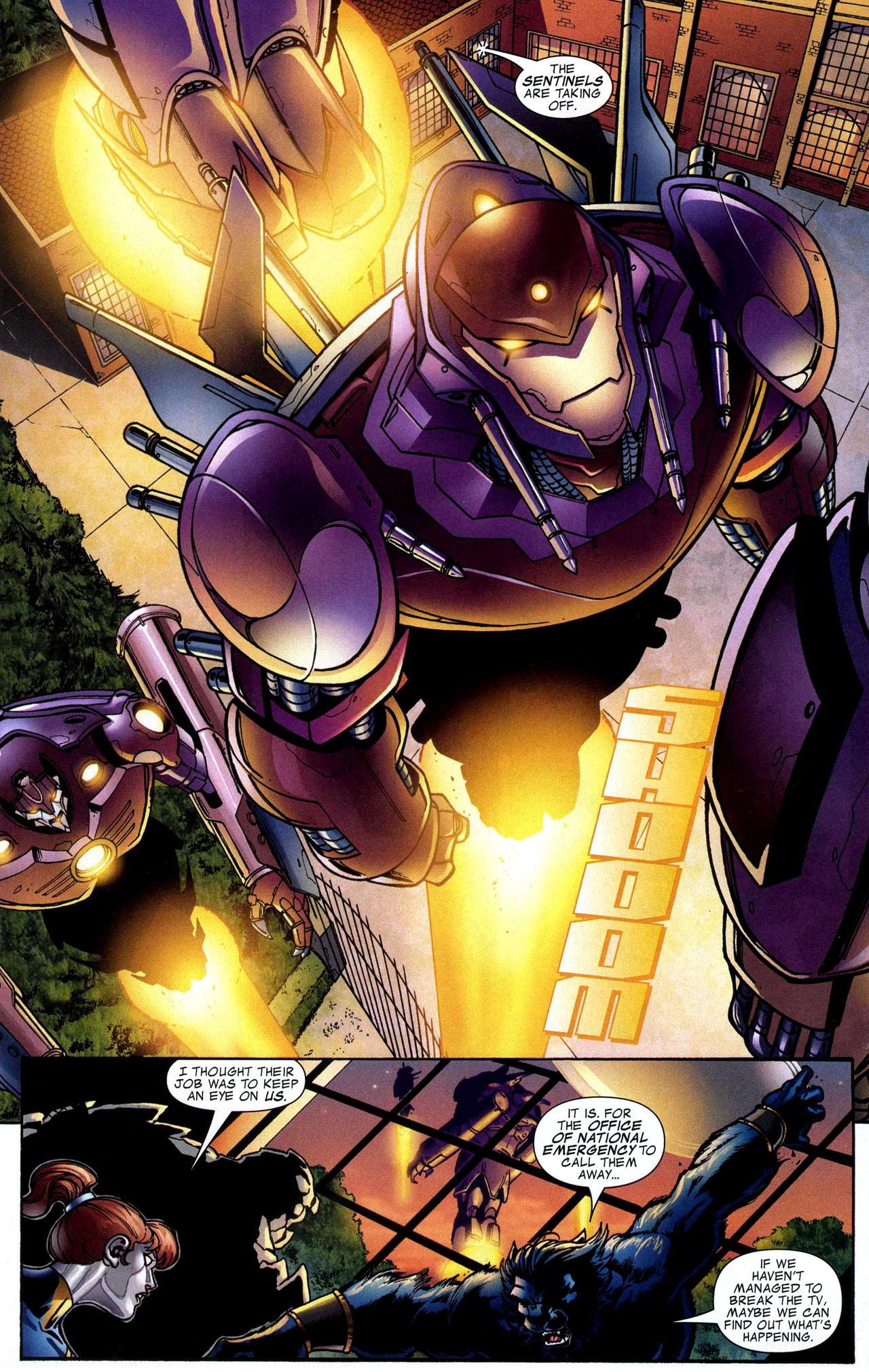 Read online World War Hulk: X-Men comic -  Issue #1 - 6