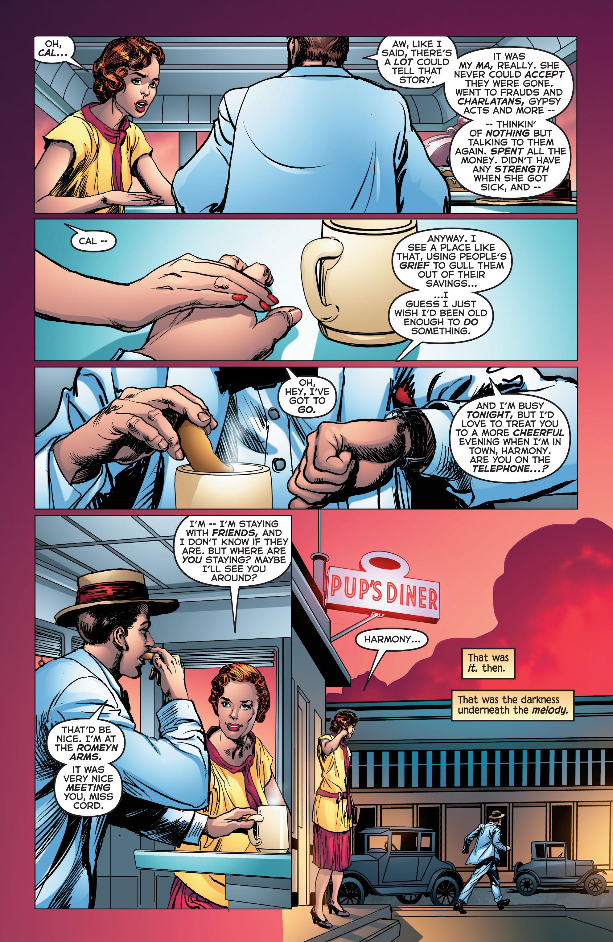 Read online Astro City comic -  Issue #38 - 9