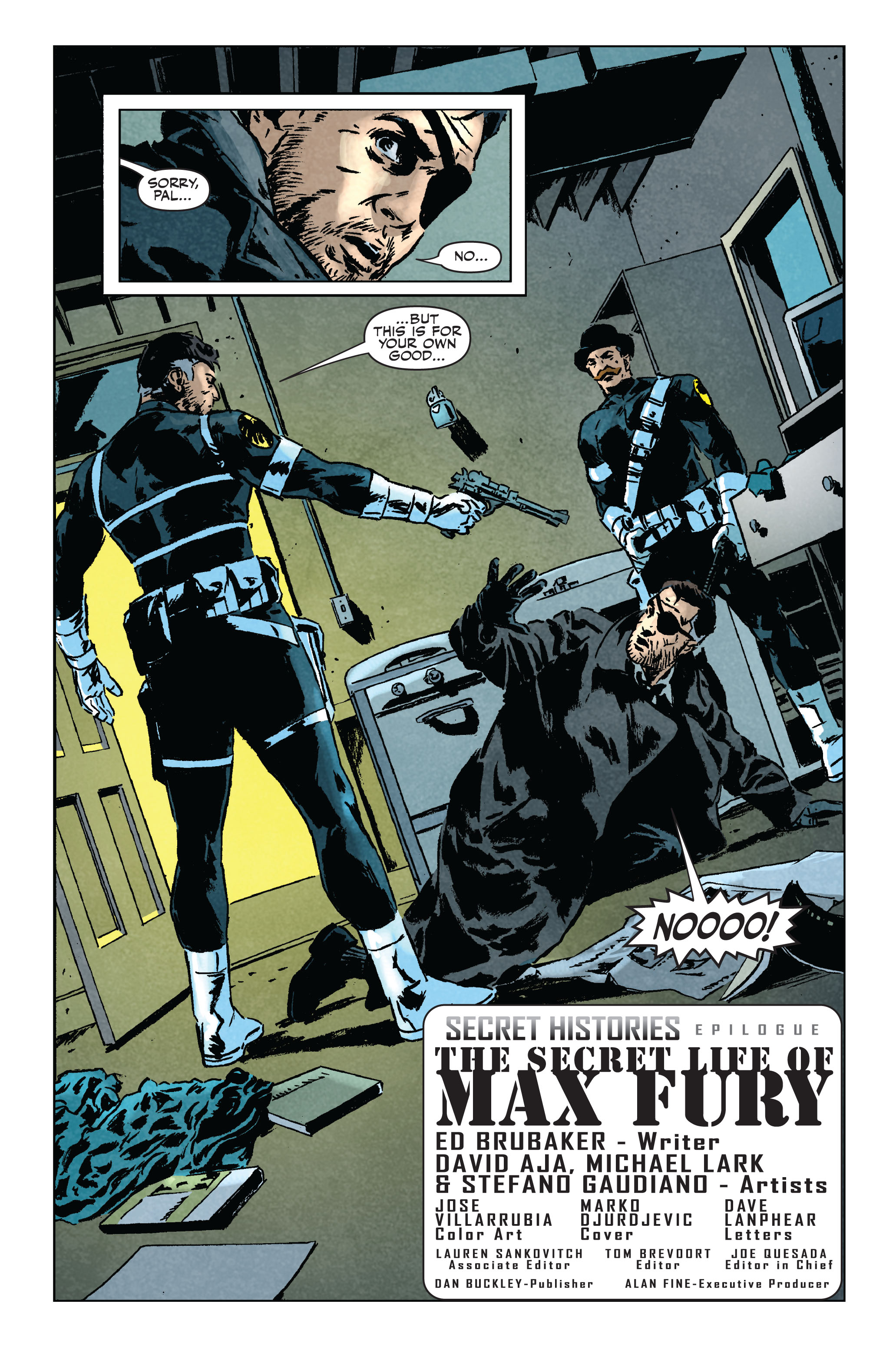 Read online Secret Avengers (2010) comic -  Issue #5 - 6