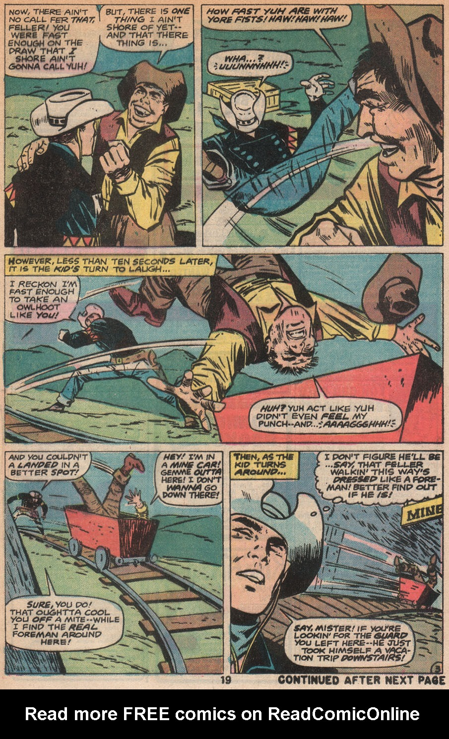 The Rawhide Kid (1955) issue 133 - Page 21