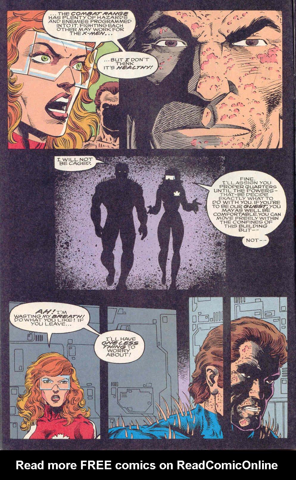 Read online Alpha Flight (1983) comic -  Issue #122 - 7