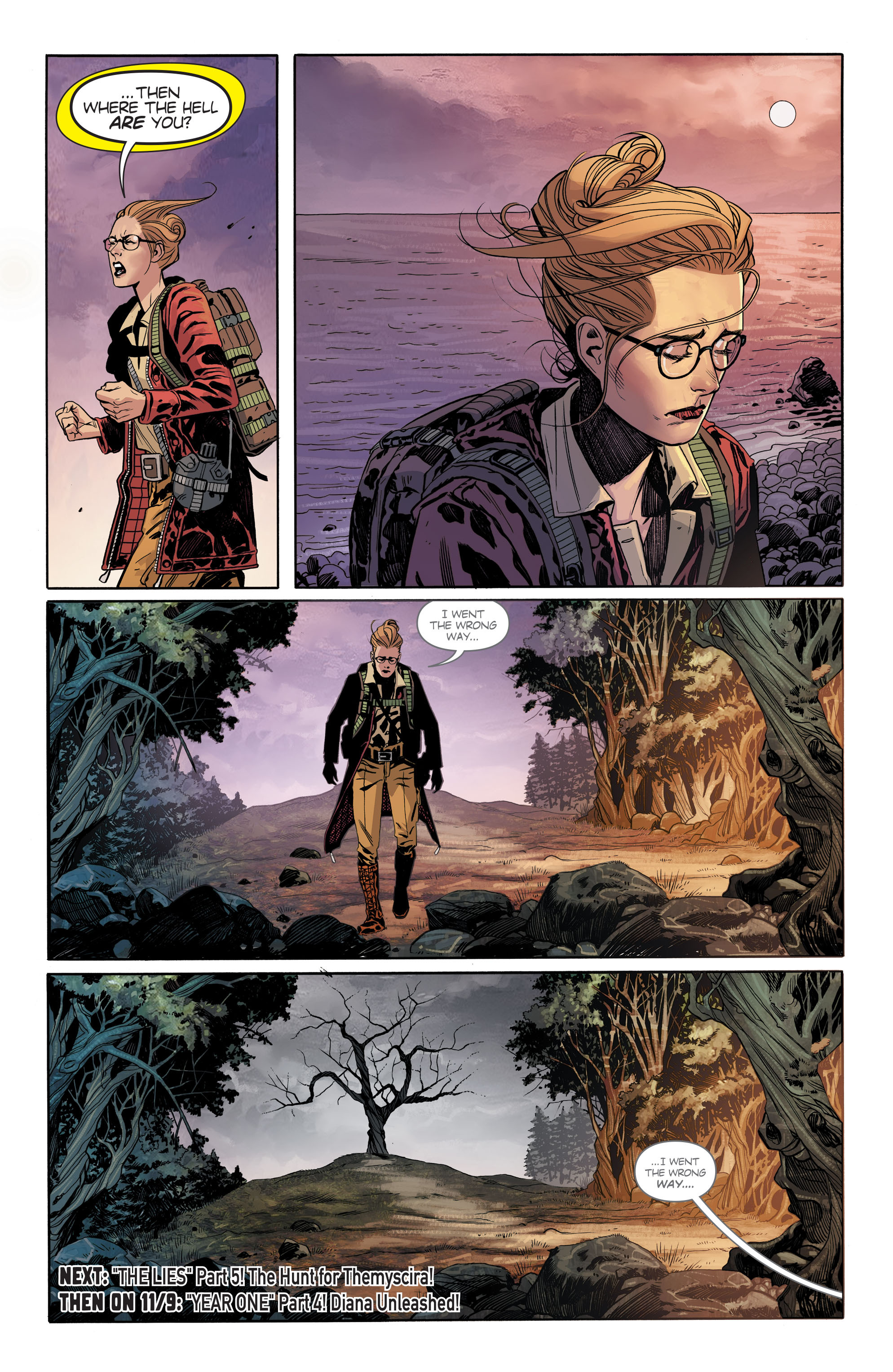 Read online Wonder Woman (2016) comic -  Issue #8 - 23