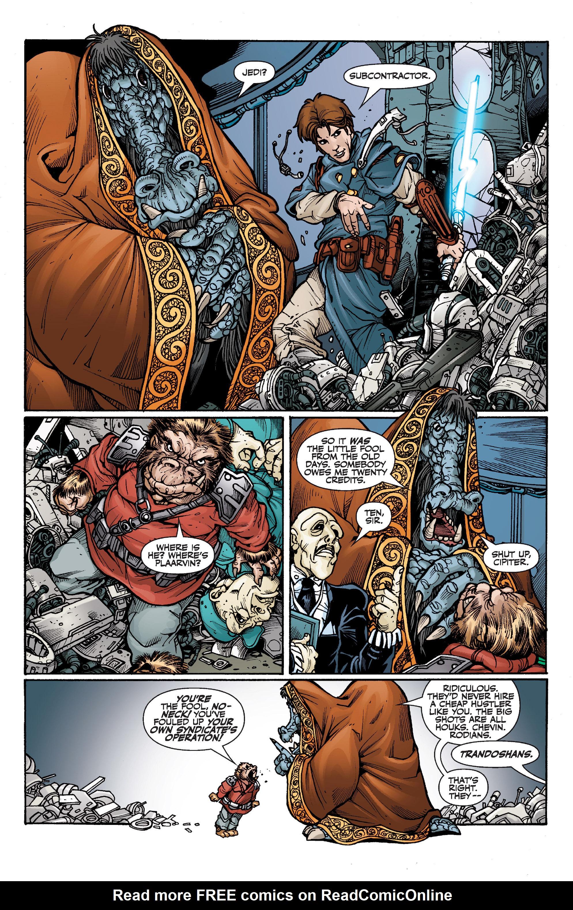 Read online Star Wars Omnibus comic -  Issue # Vol. 32 - 434