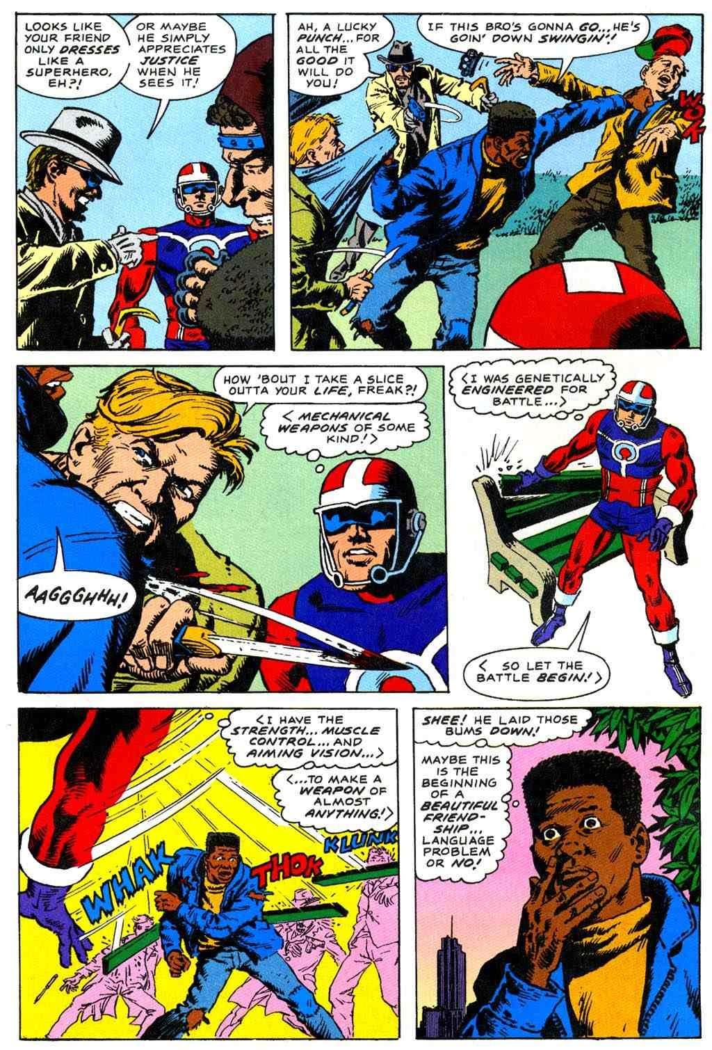Read online Bombast comic -  Issue # Full - 10