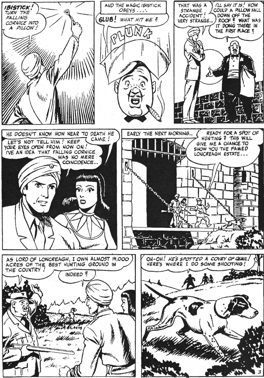 Read online Men of Mystery Comics comic -  Issue #61 - 16