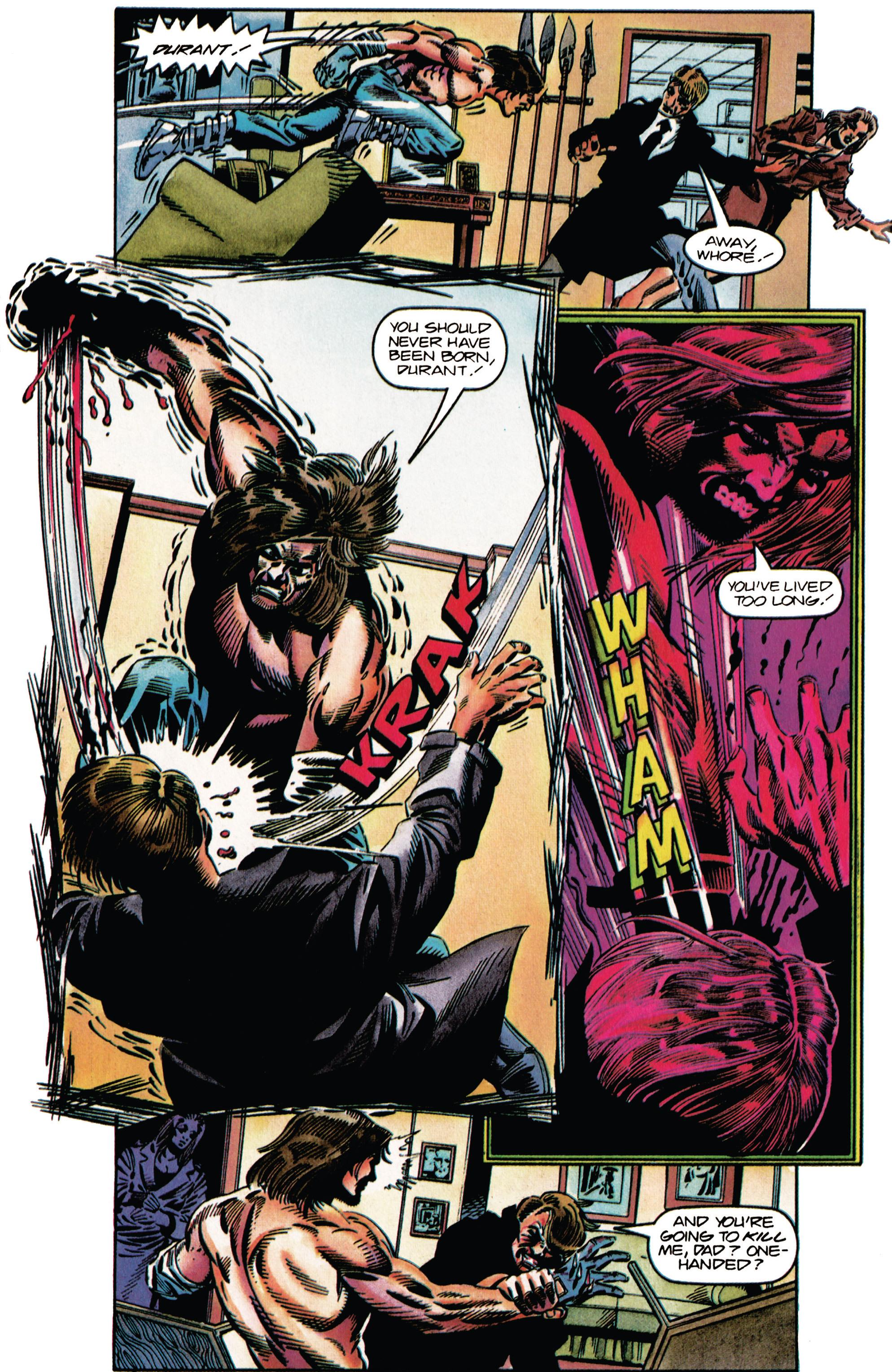 Read online Eternal Warrior (1992) comic -  Issue #35 - 19