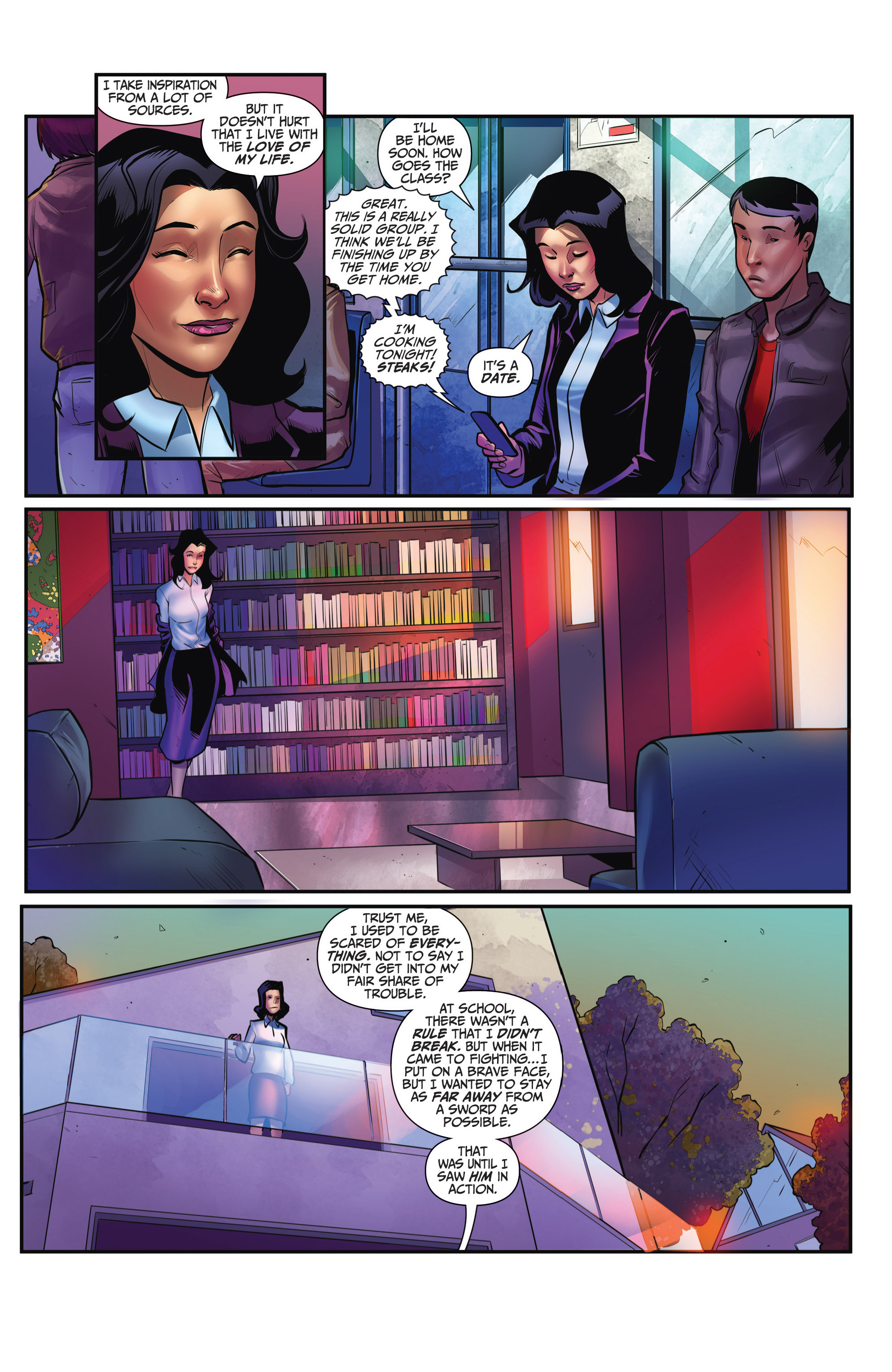 Read online Grimm Fairy Tales: Arcane Acre comic -  Issue # TPB 4 - 166
