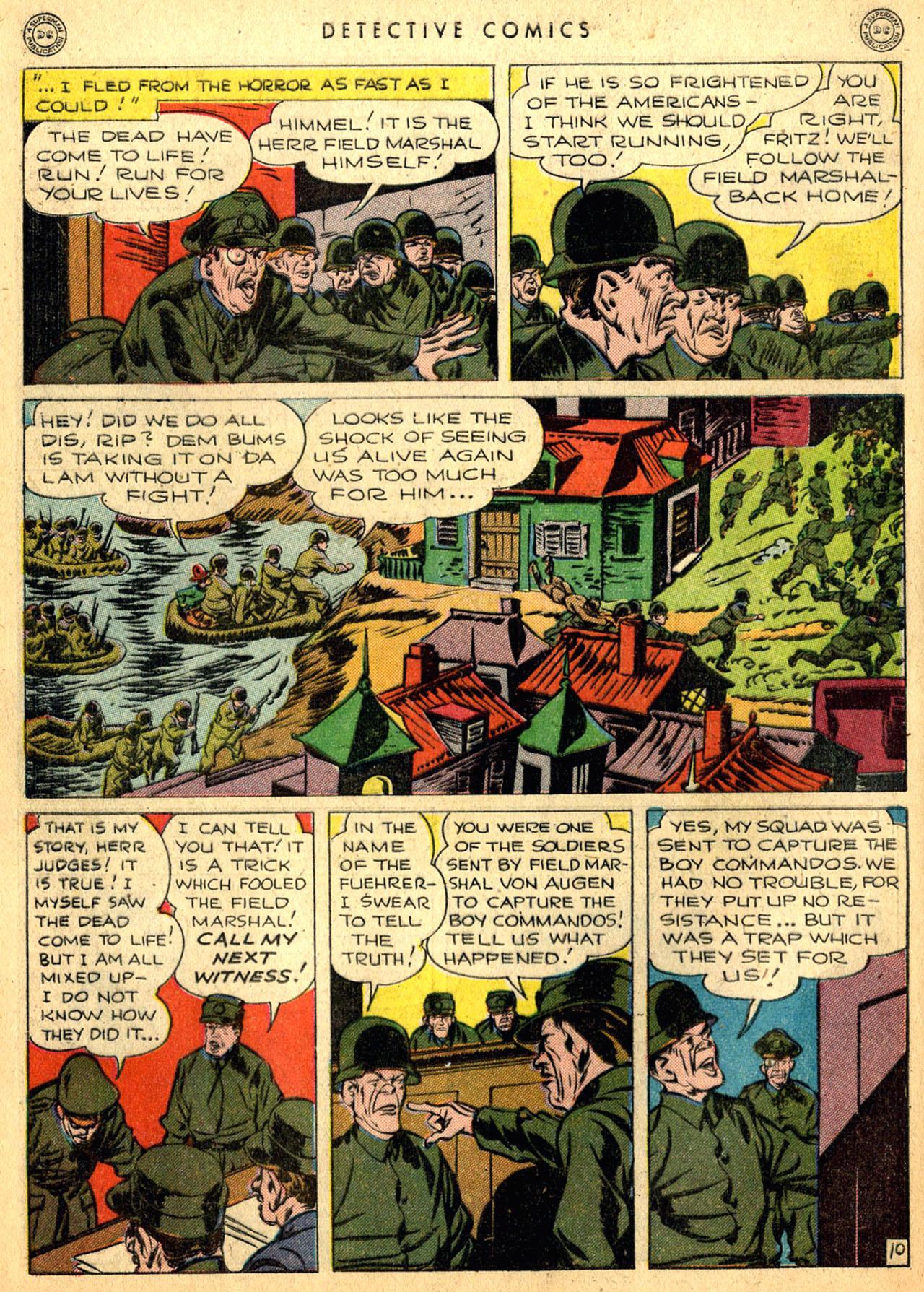 Read online Detective Comics (1937) comic -  Issue #98 - 48