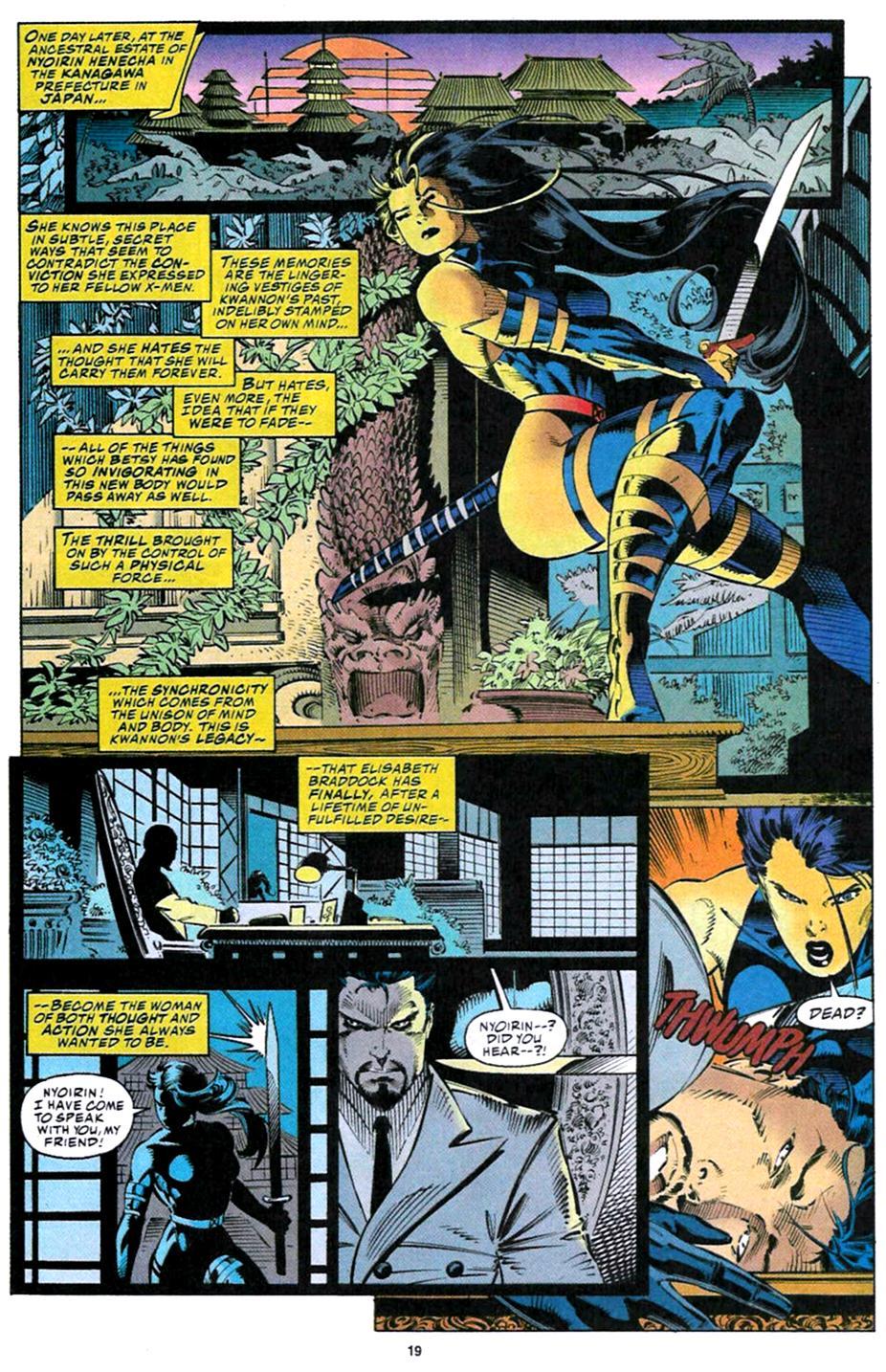 X-Men (1991) 32 Page 13