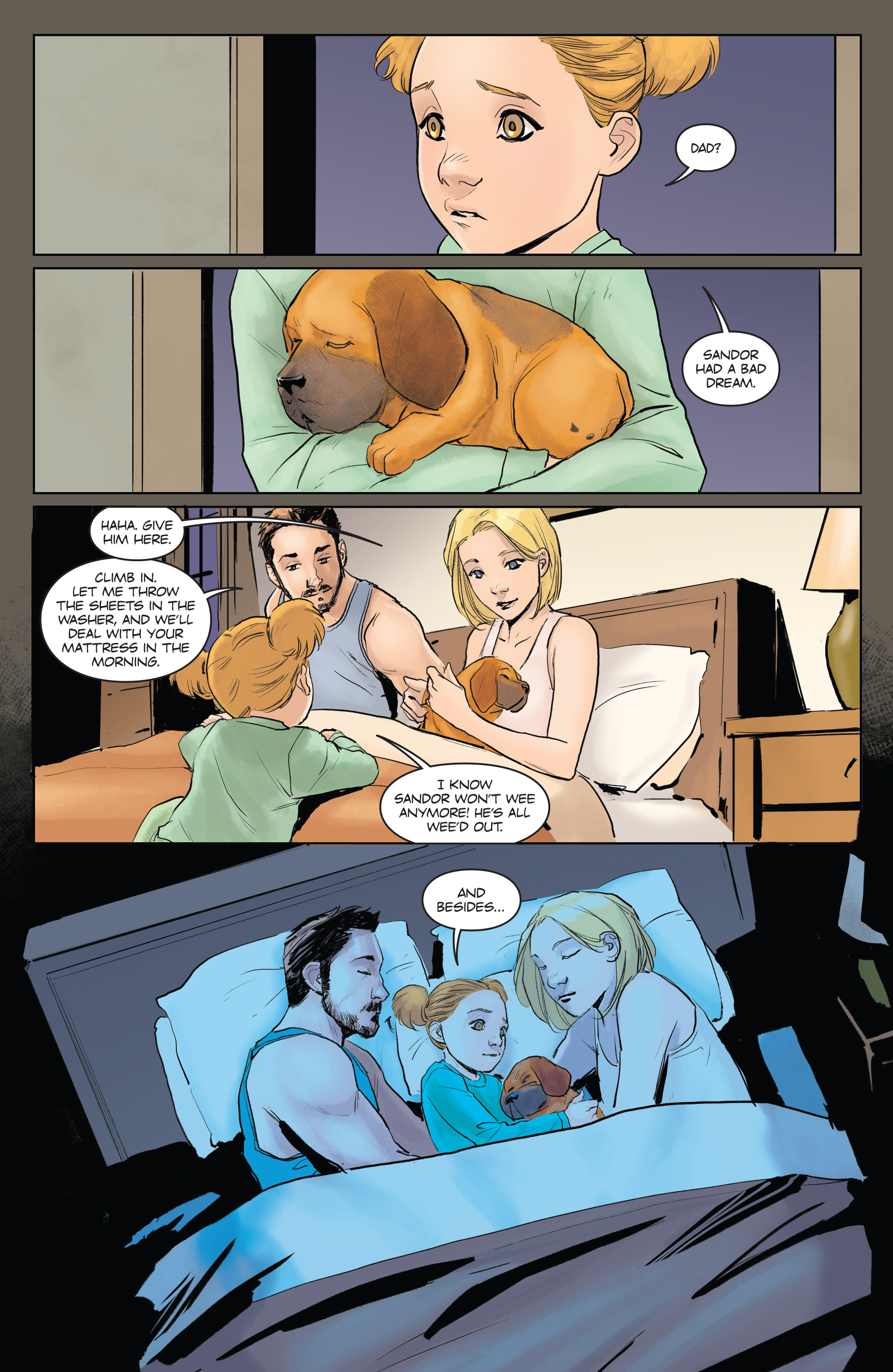 Read online Animosity comic -  Issue #4 - 6