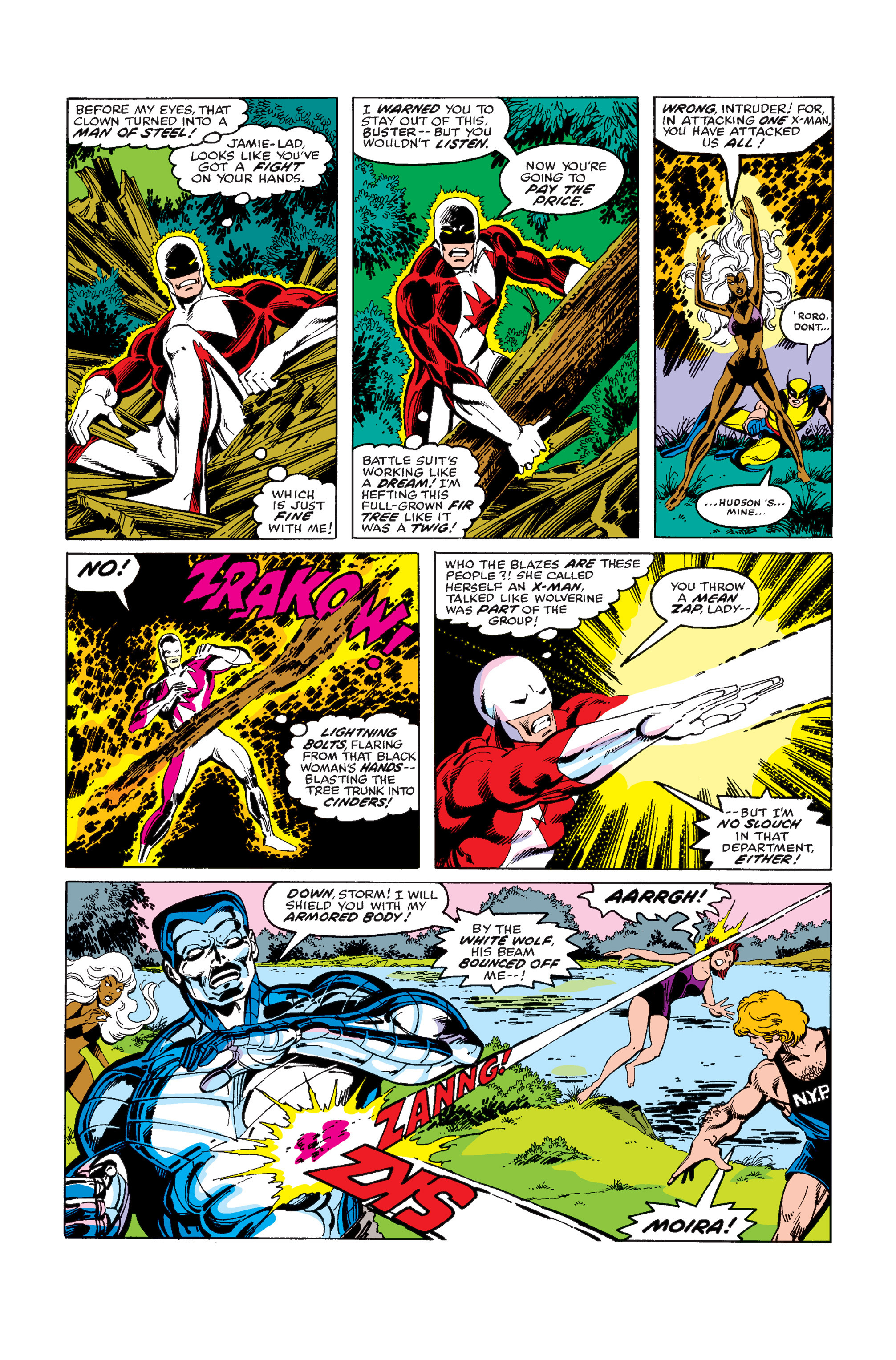 Read online Uncanny X-Men (1963) comic -  Issue #109 - 16