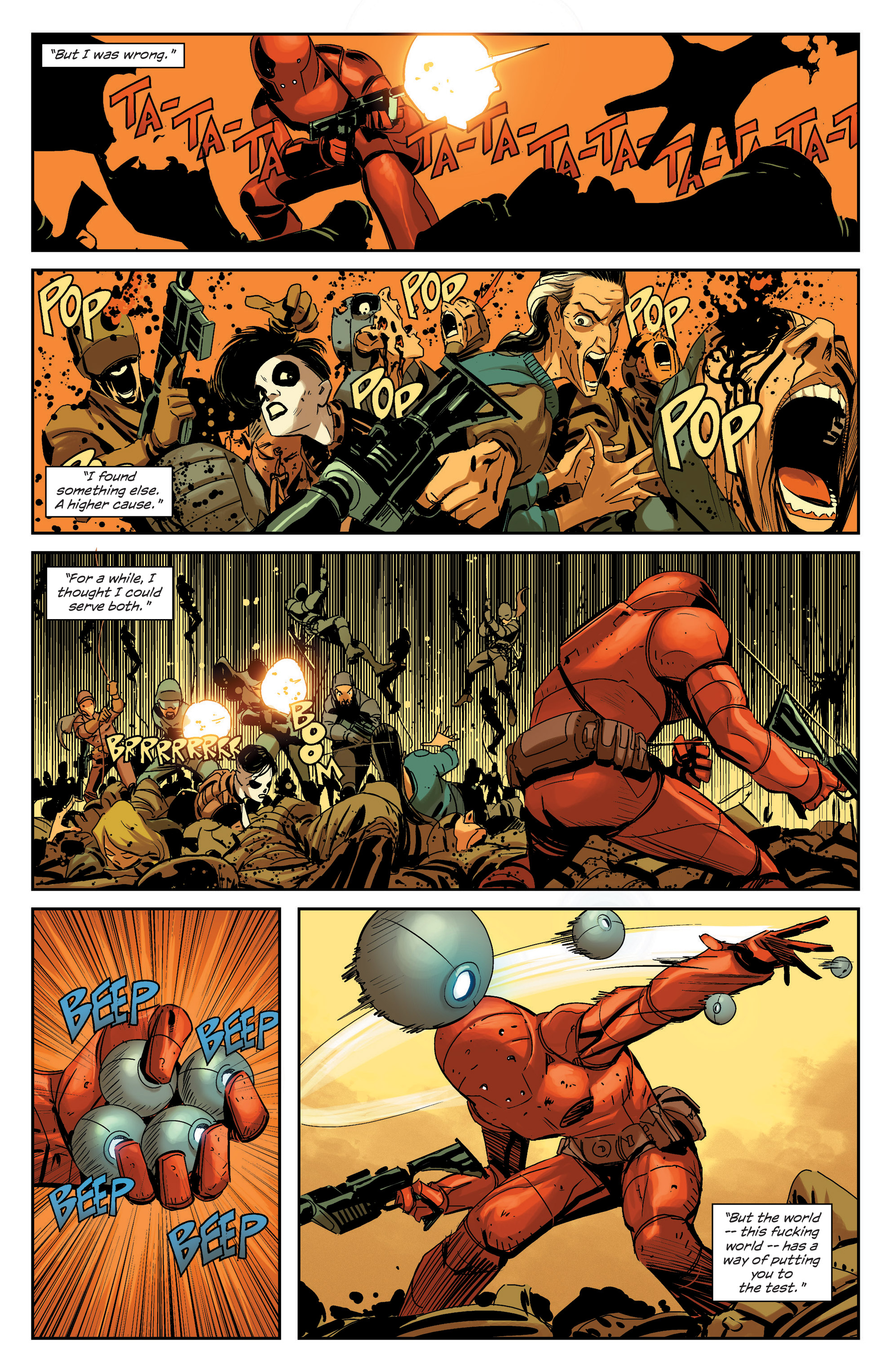 Read online East Of West comic -  Issue #33 - 20