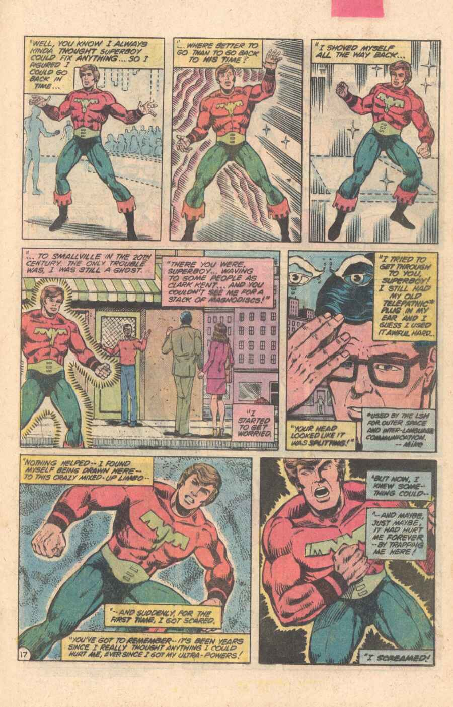 Legion of Super-Heroes (1980) 282 Page 17