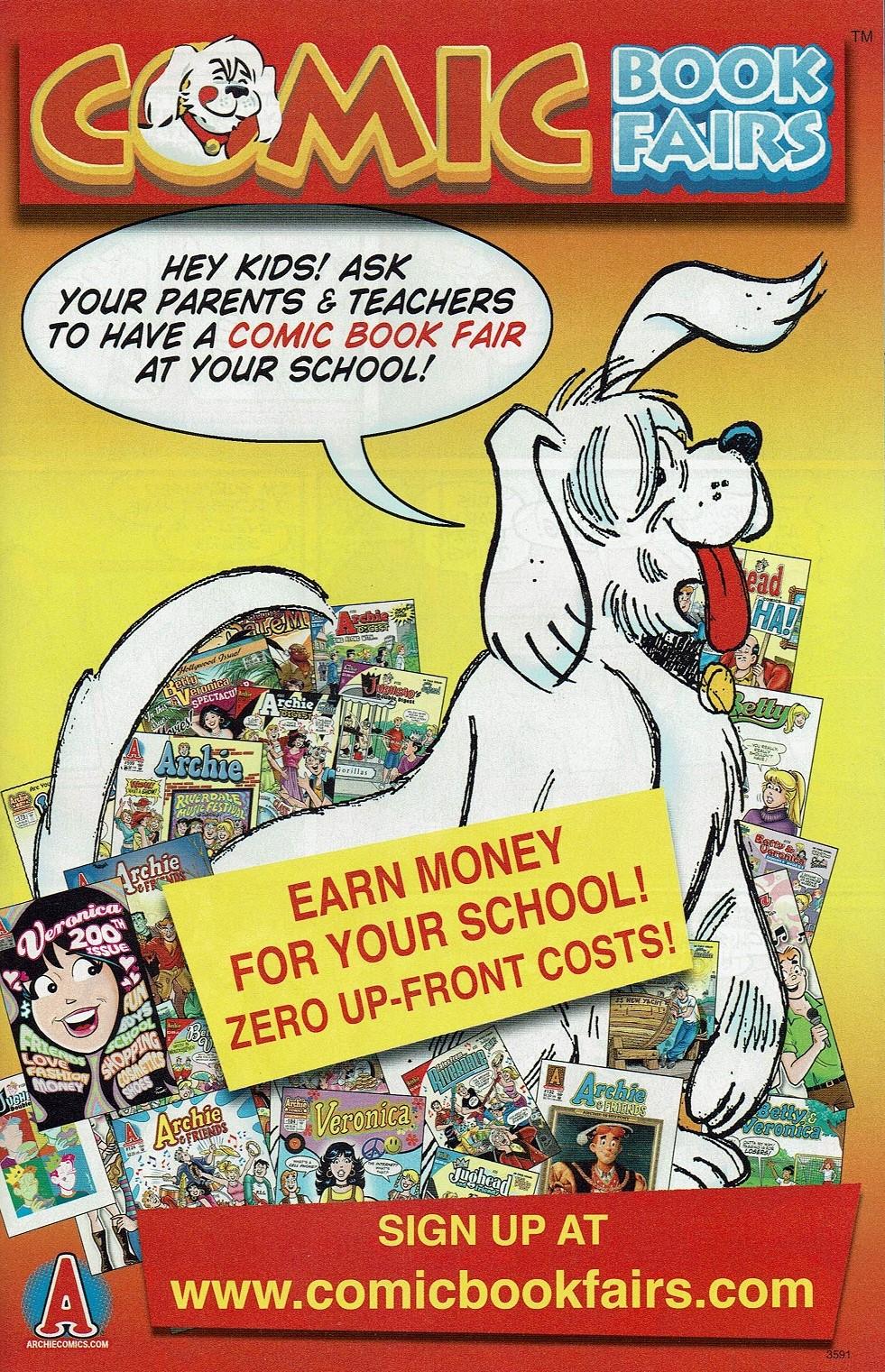 Read online Kevin Keller comic -  Issue #5 - 30
