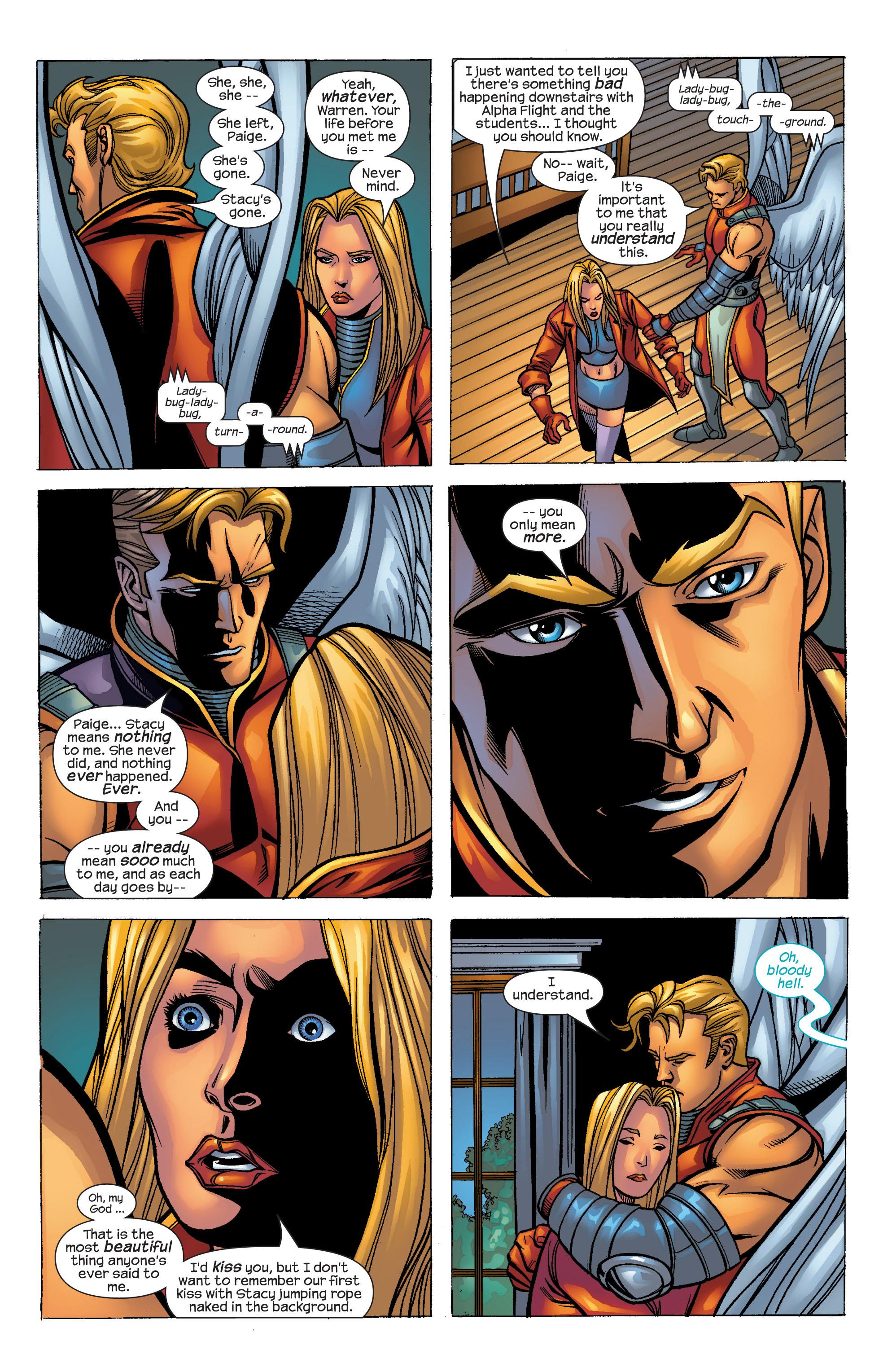 Read online Uncanny X-Men (1963) comic -  Issue #422 - 10