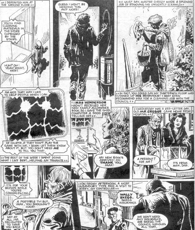 Read online The Thirteenth Floor (2007) comic -  Issue # Full - 59