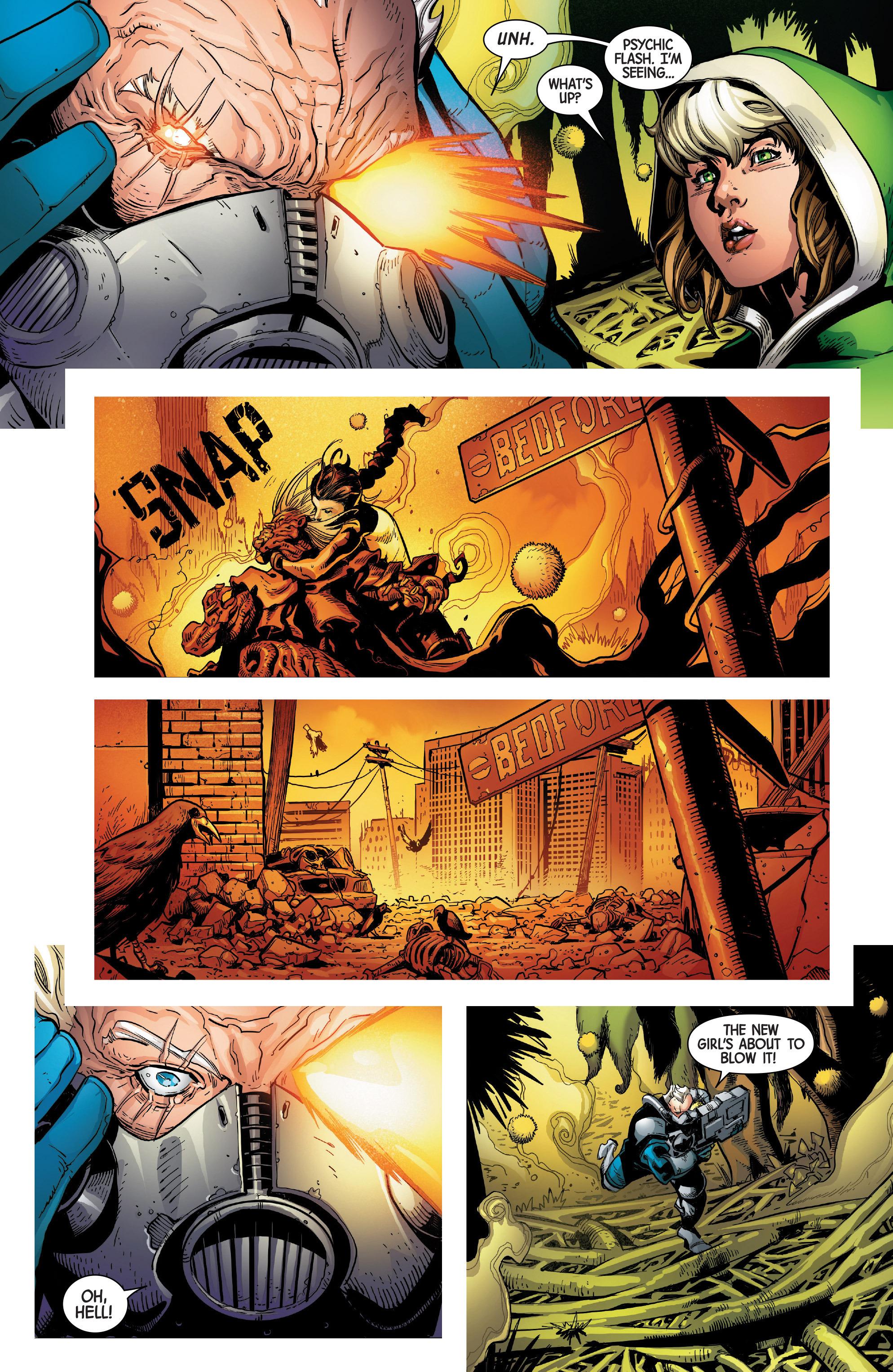 Read online Uncanny Avengers [II] comic -  Issue #4 - 10