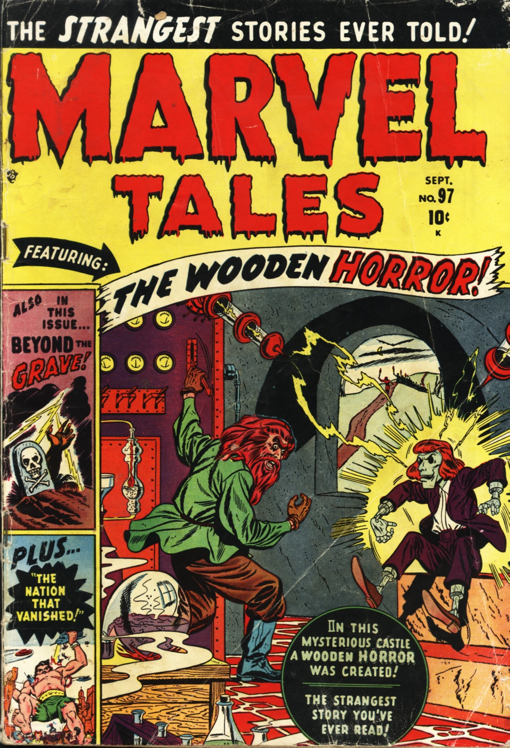 Marvel Tales (1949) 97 Page 1