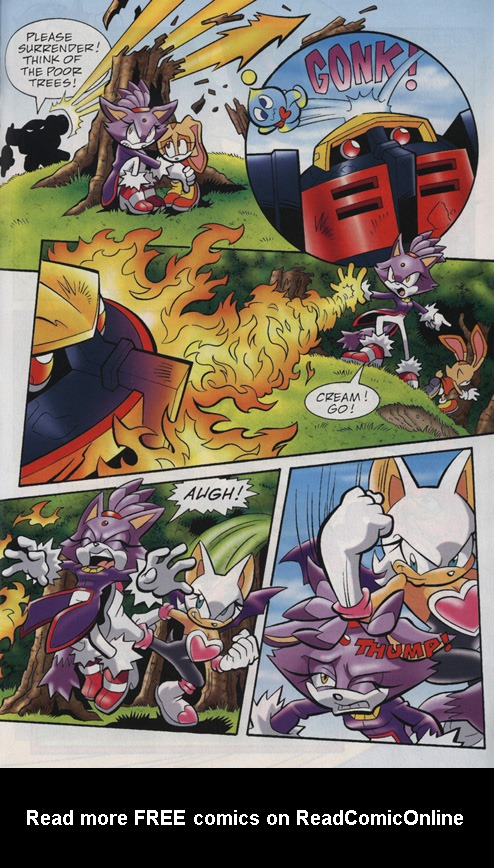 Read online Sonic Universe comic -  Issue #22 - 19