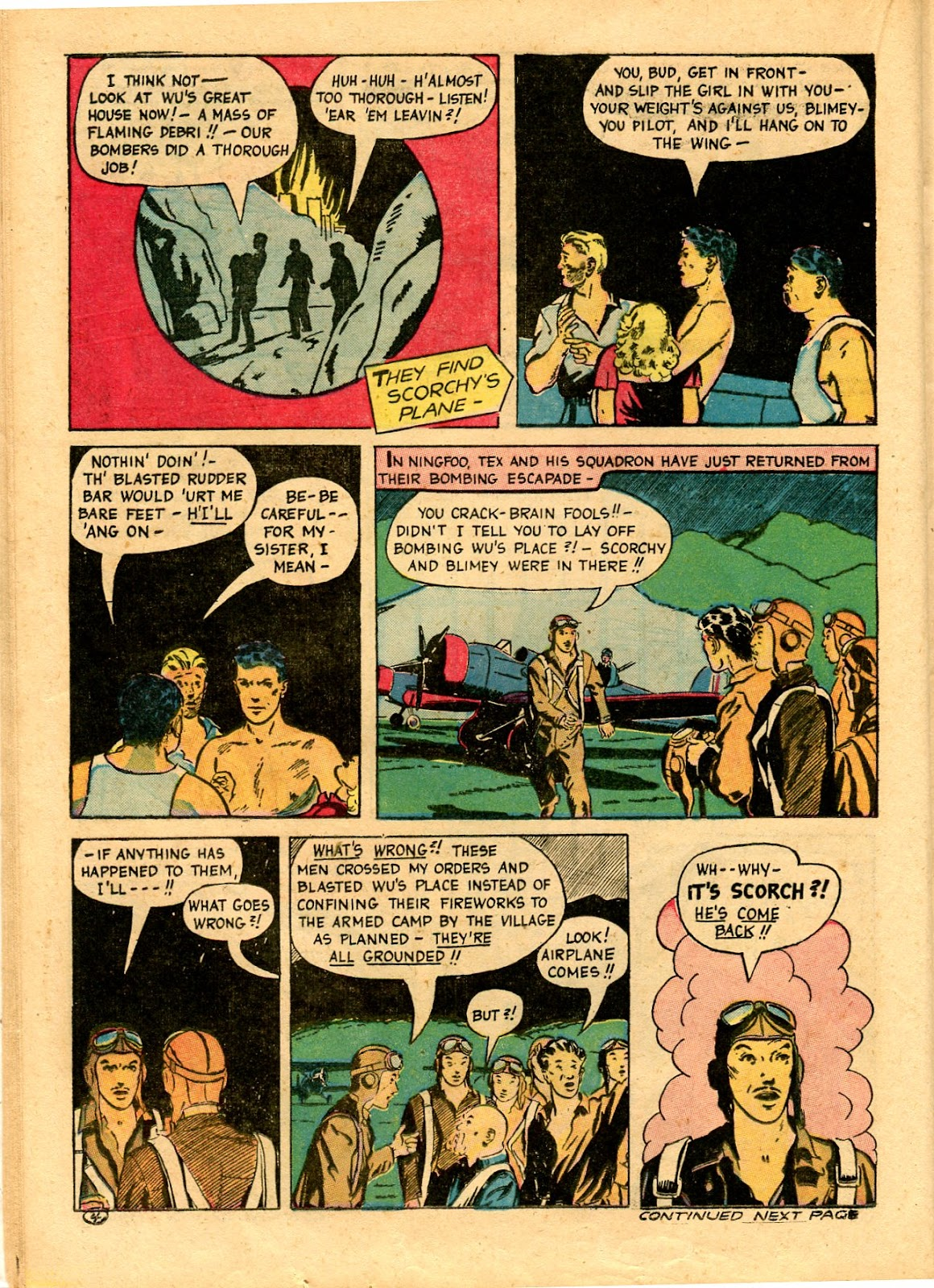 Read online Famous Funnies comic -  Issue #101 - 40