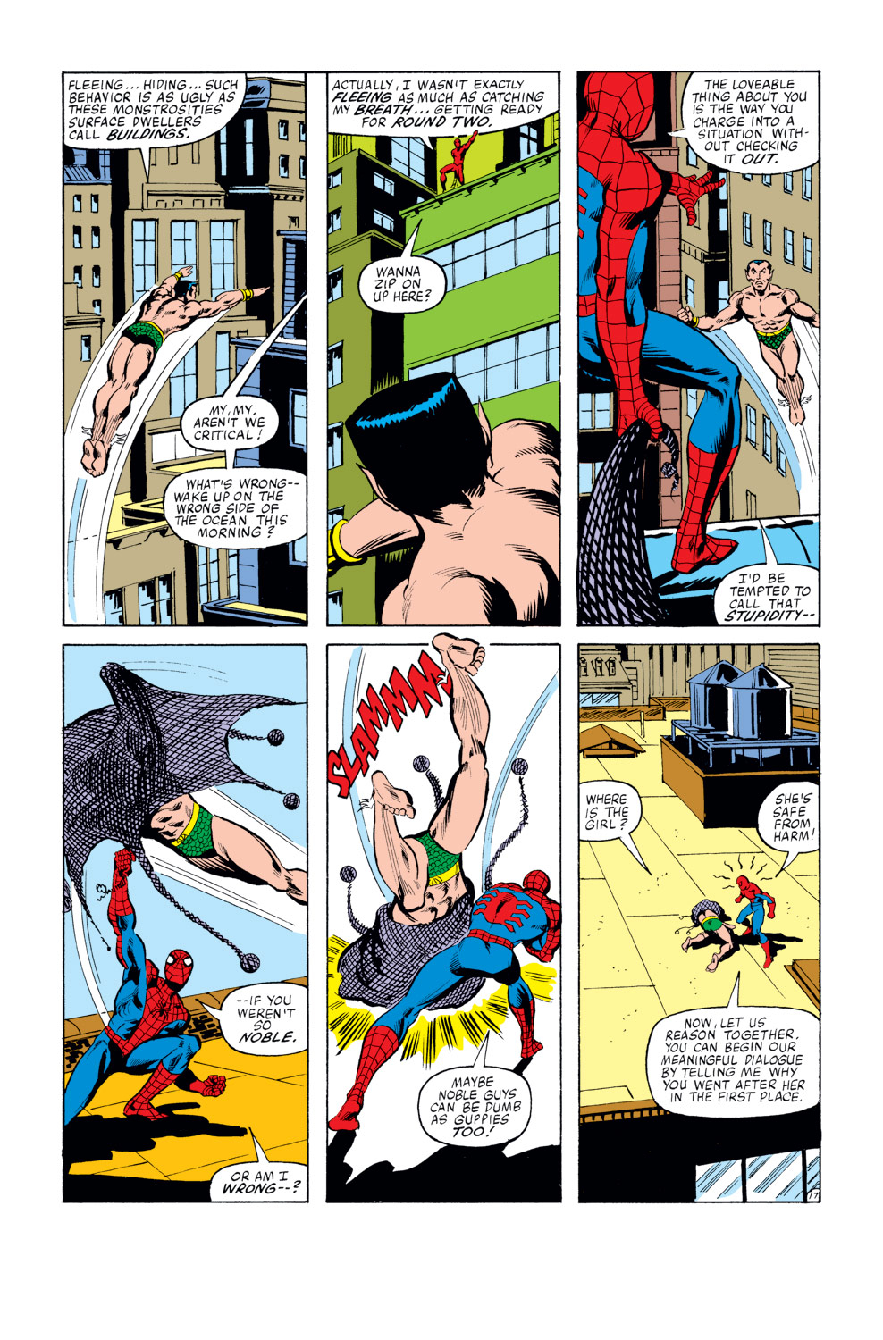 The Amazing Spider-Man (1963) 214 Page 17