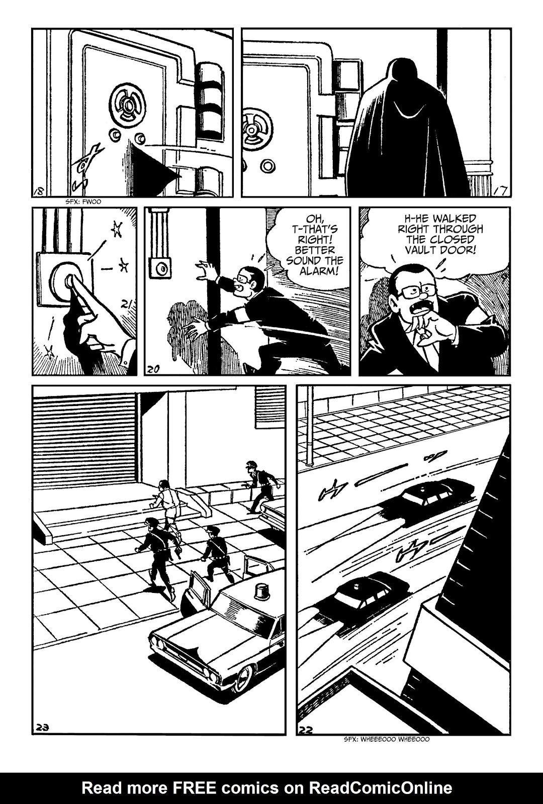 Read online Batman - The Jiro Kuwata Batmanga comic -  Issue #51 - 7
