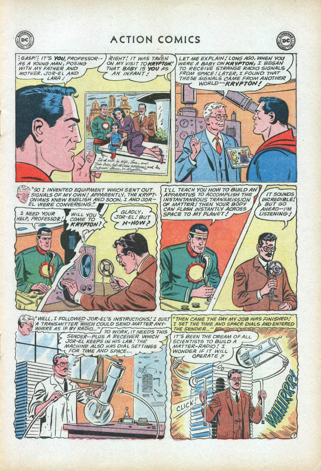 Read online Action Comics (1938) comic -  Issue #281 - 9