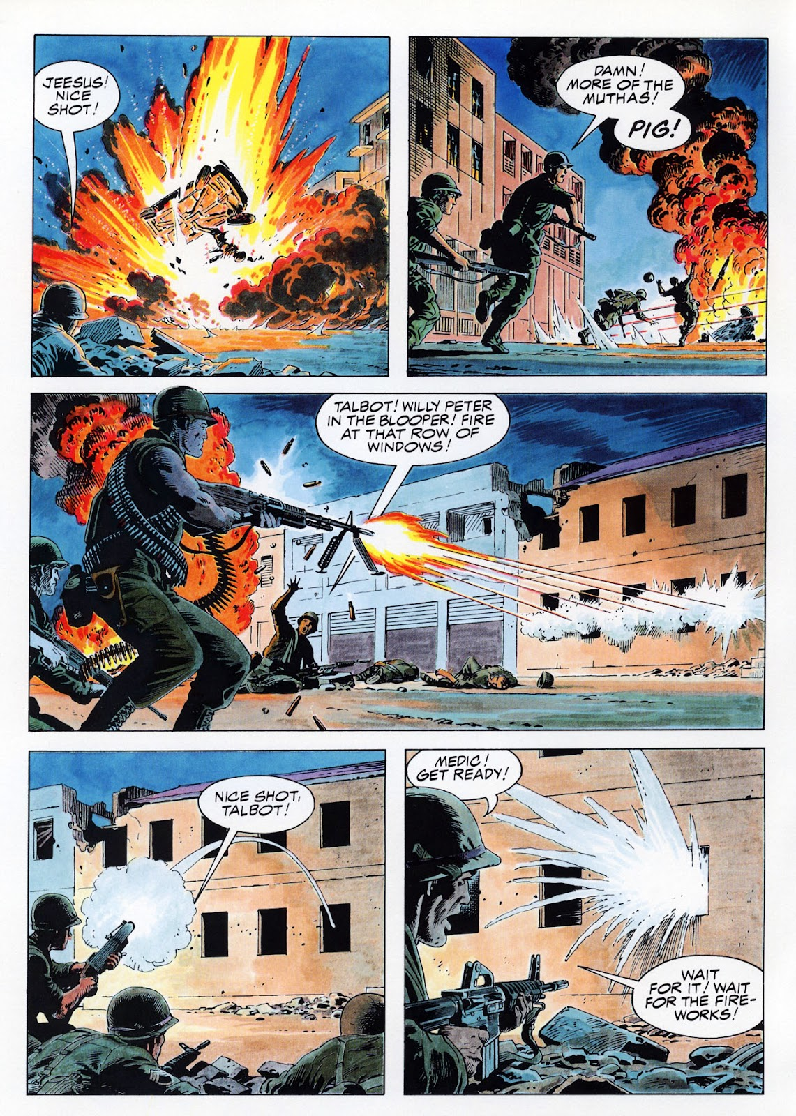 Epic Graphic Novel: Hearts and Minds issue Full - Page 56