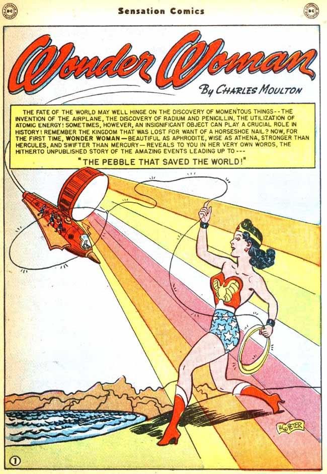Read online Sensation (Mystery) Comics comic -  Issue #92 - 3