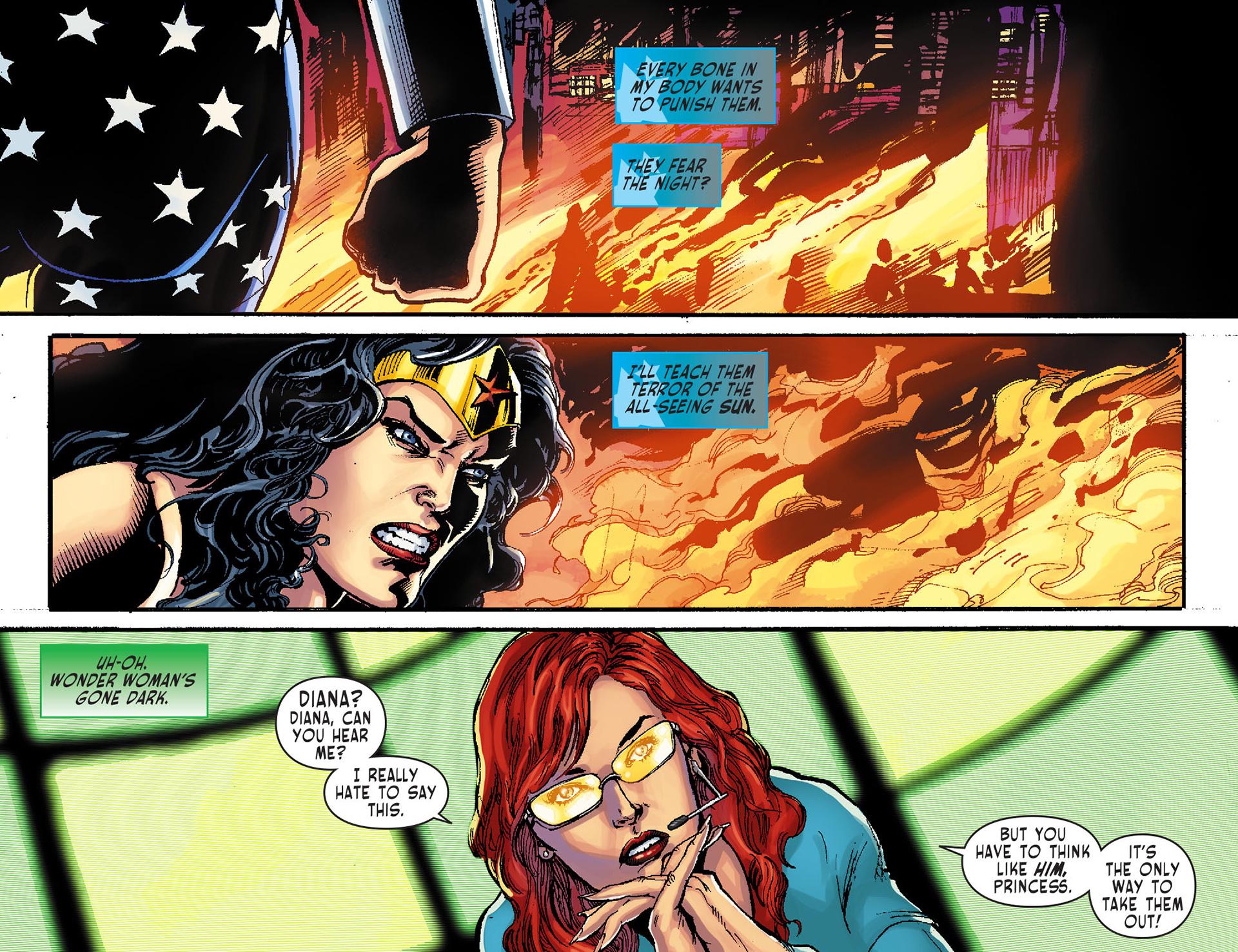 Read online Sensation Comics Featuring Wonder Woman comic -  Issue #2 - 7