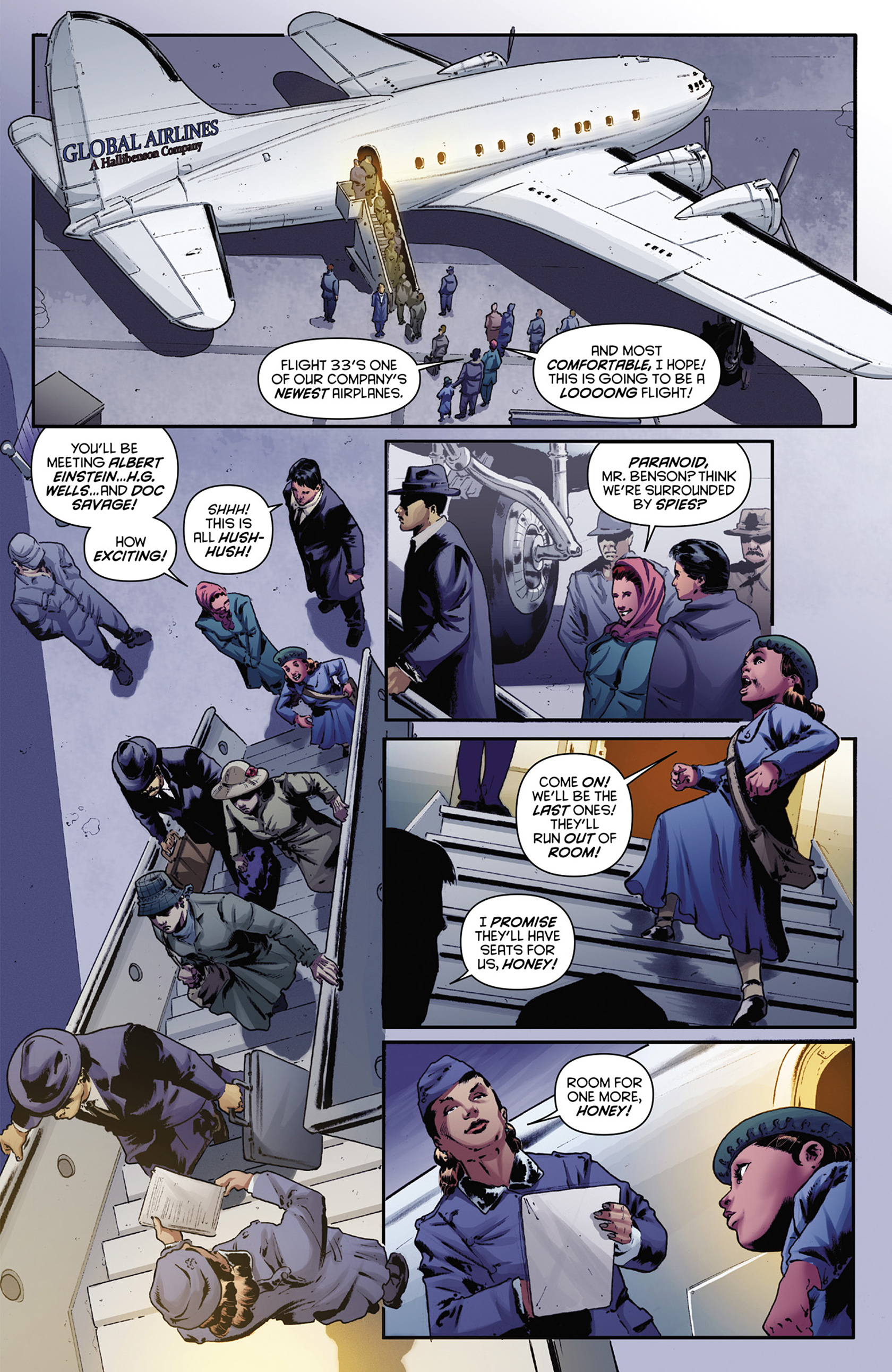 Read online Justice, Inc. comic -  Issue #1 - 15