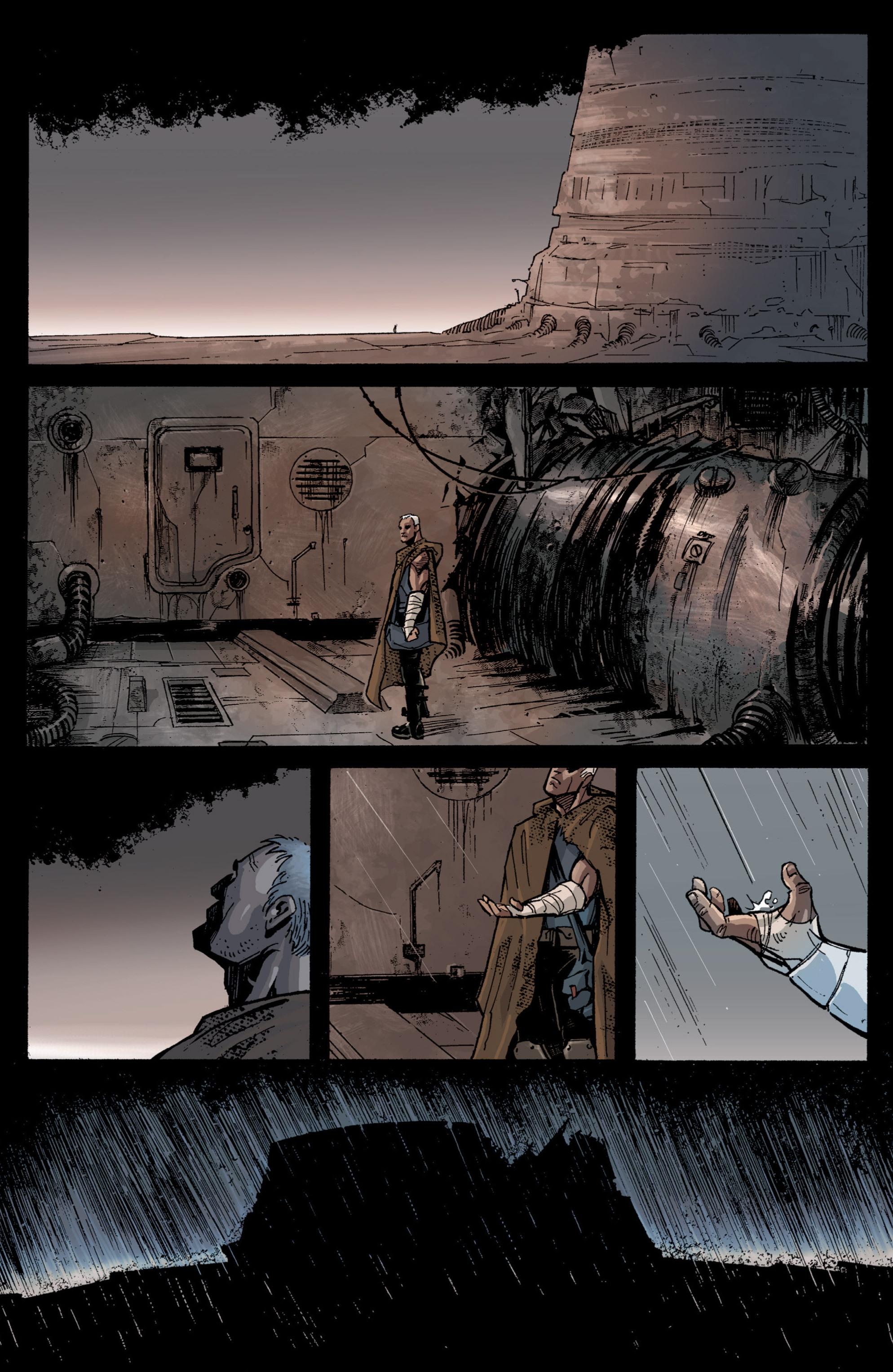 Read online Planetoid comic -  Issue # TPB - 51