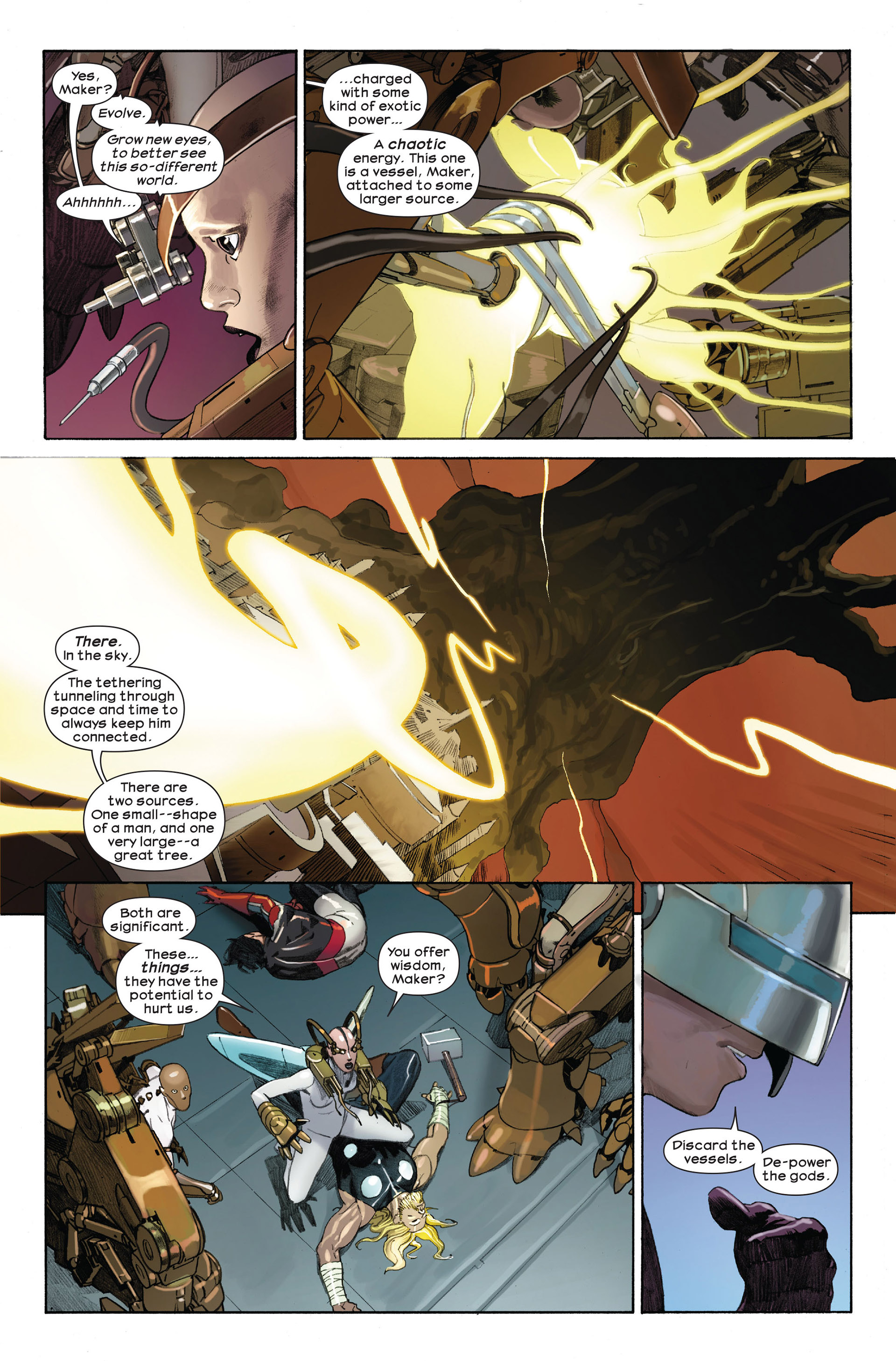 Read online Ultimate Comics Ultimates comic -  Issue #2 - 17