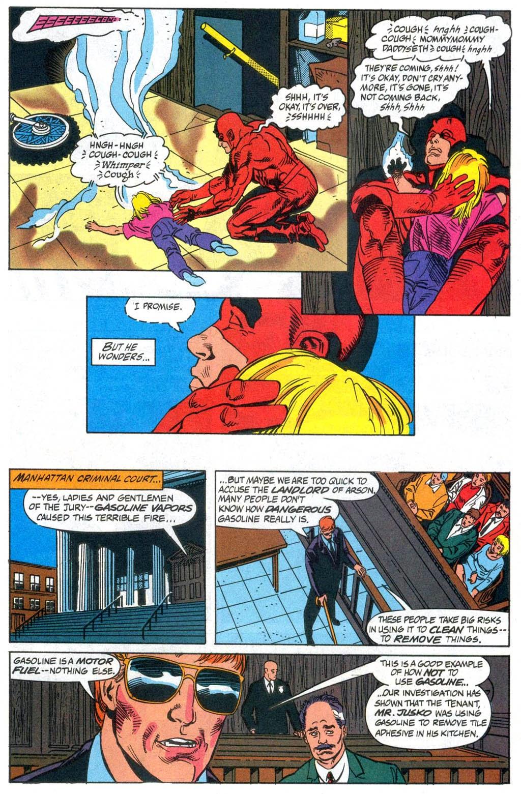 Read online Daredevil vs. Vapora comic -  Issue # Full - 17
