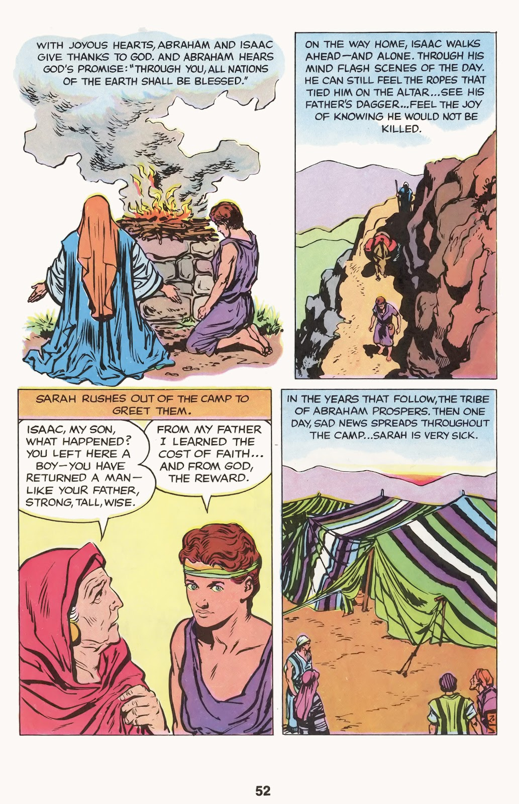The Picture Bible issue TPB (Part 1) - Page 54