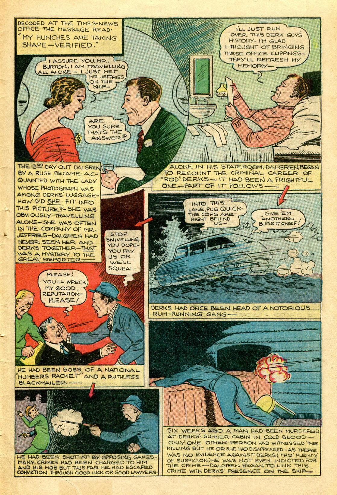 Read online Shadow Comics comic -  Issue #51 - 48