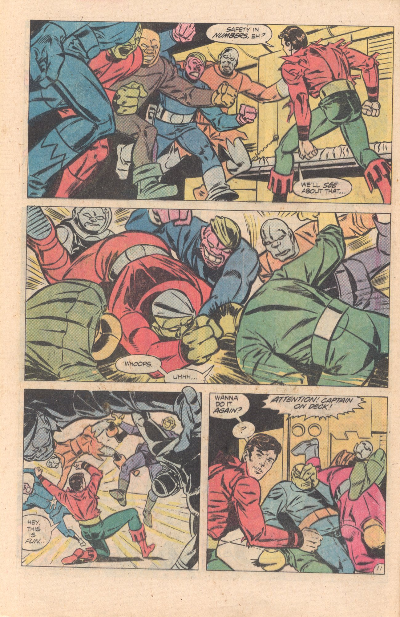Legion of Super-Heroes (1980) 274 Page 11