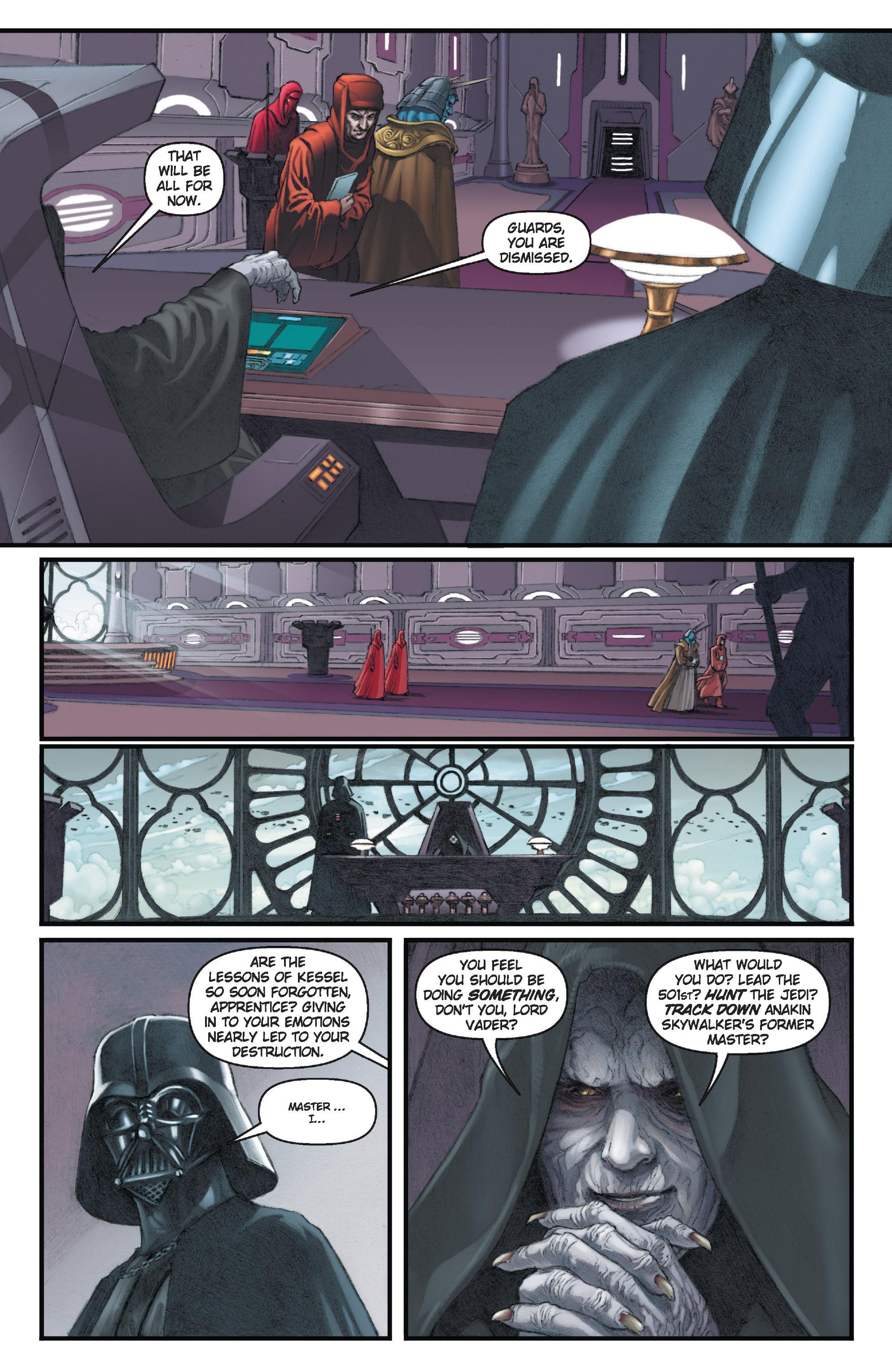 Read online Star Wars Omnibus comic -  Issue # Vol. 31 - 54