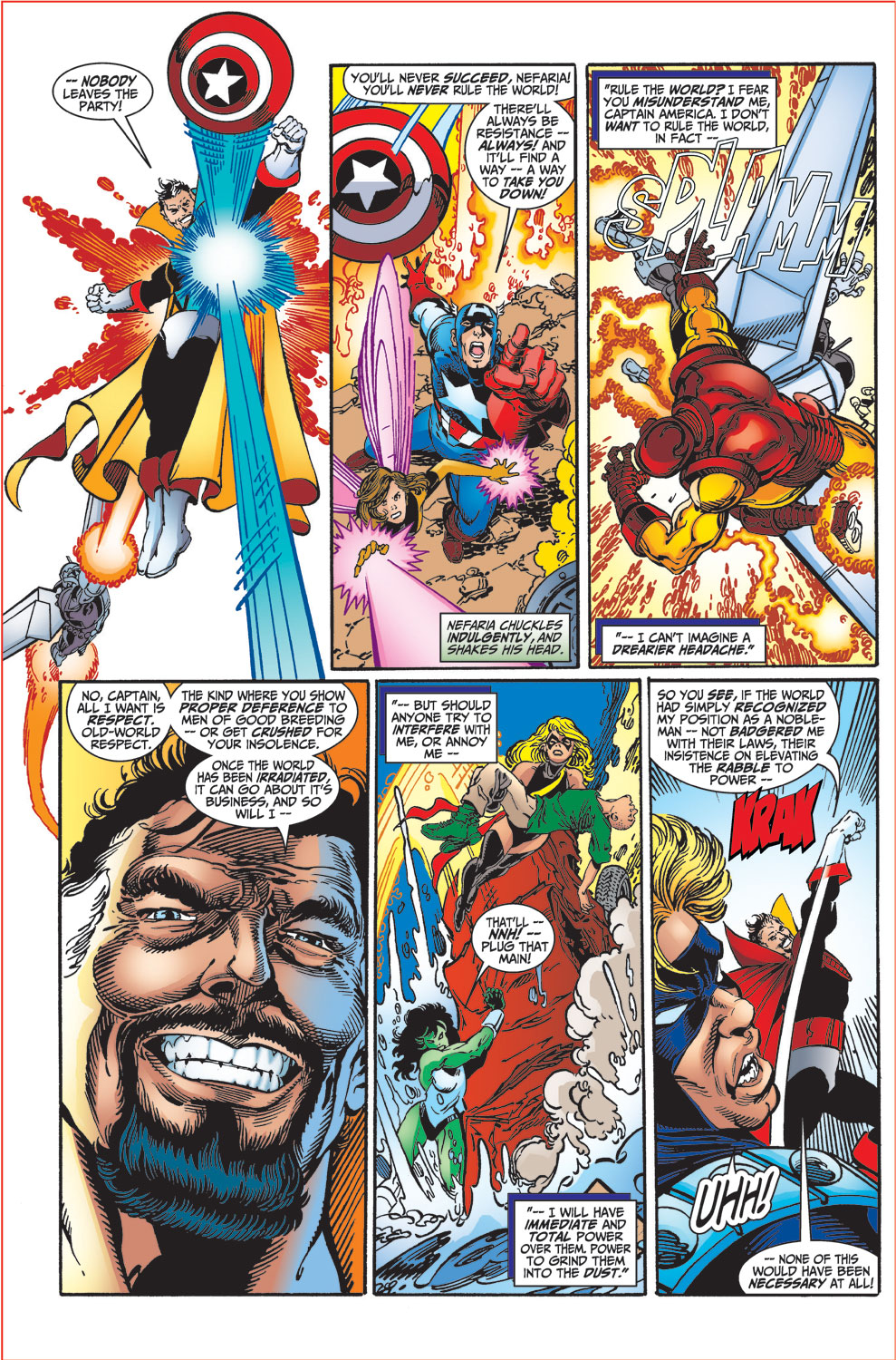 Read online Avengers (1998) comic -  Issue #34 - 10