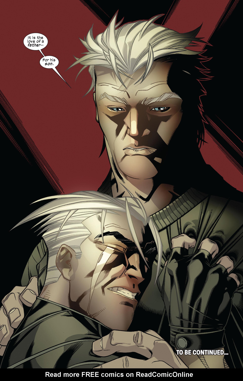 Read online Ultimate Comics X-Men comic -  Issue #7 - 22