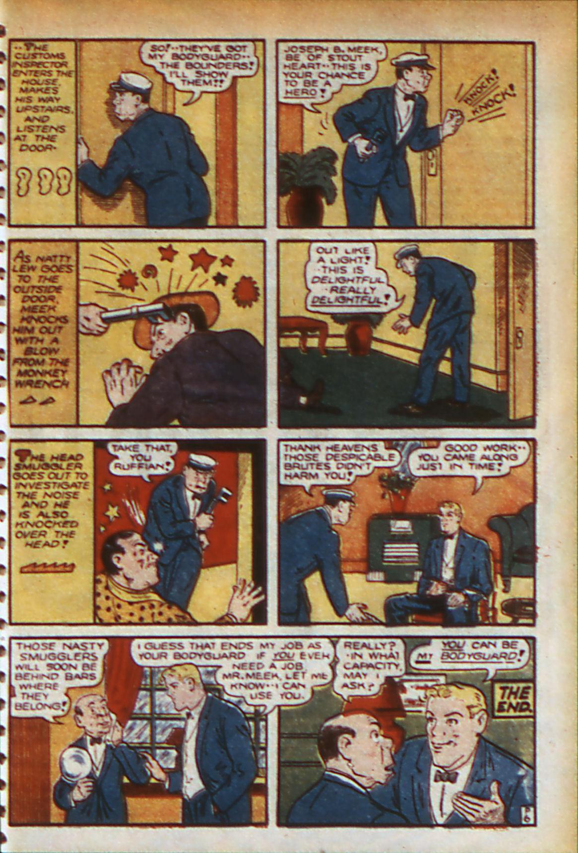 Read online Adventure Comics (1938) comic -  Issue #56 - 46