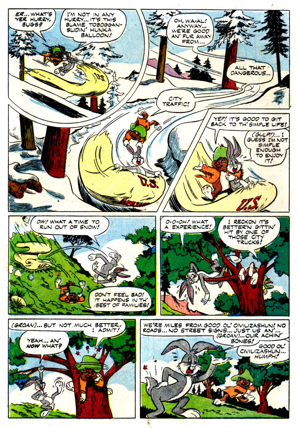 Four Color Comics issue 366 - Page 16
