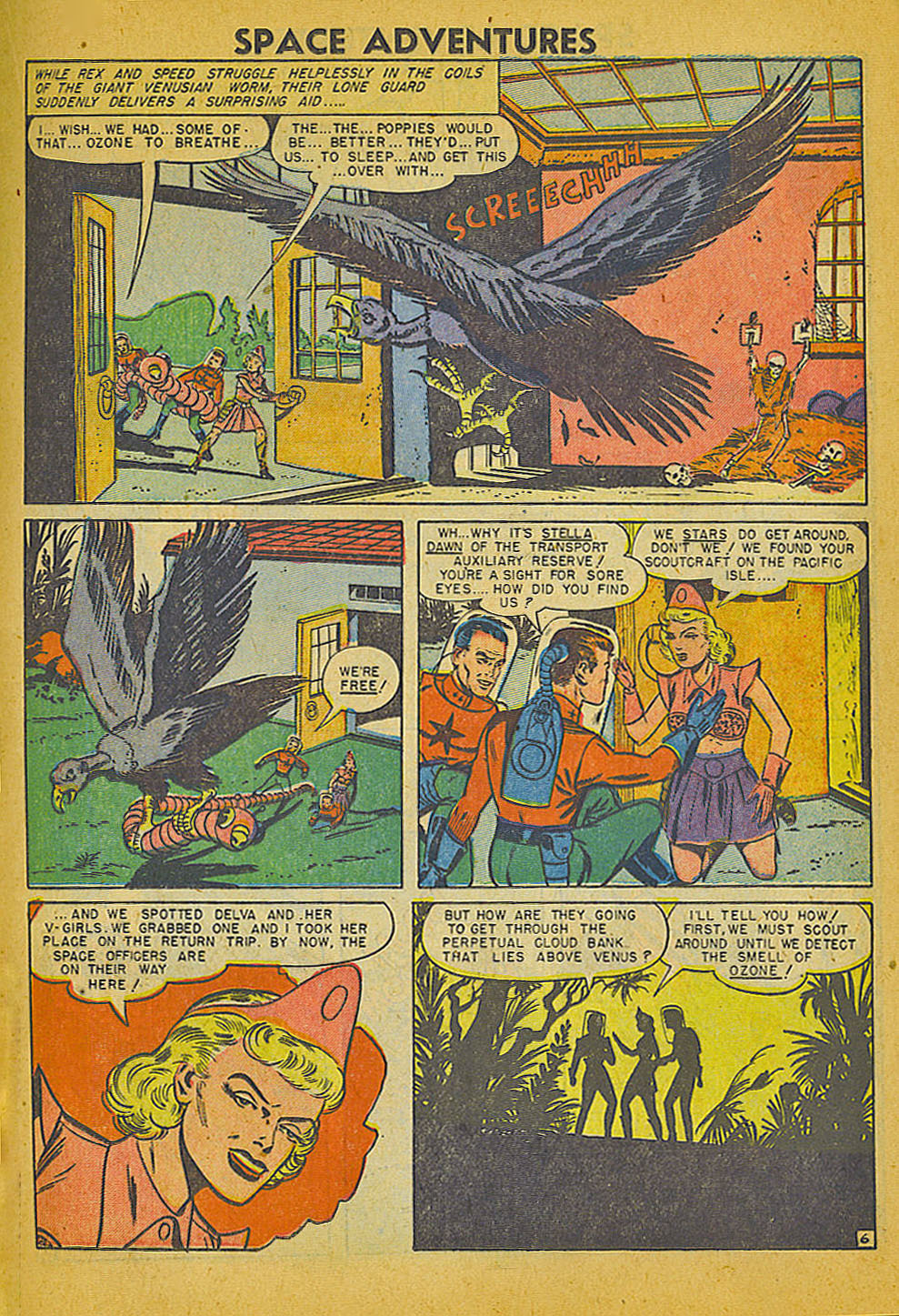 Space Adventures (1952) issue 3 - Page 14