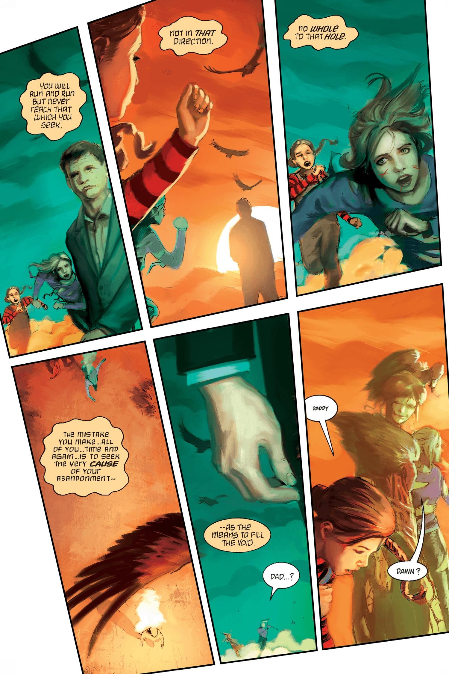 Read online Buffy the Vampire Slayer: Omnibus comic -  Issue # TPB 2 - 77
